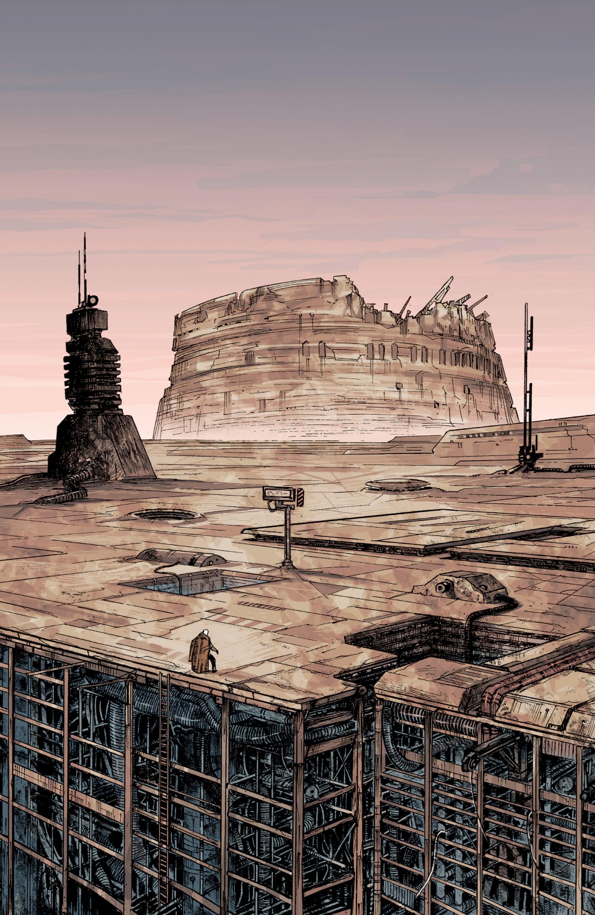 Read online Planetoid comic -  Issue # TPB - 49