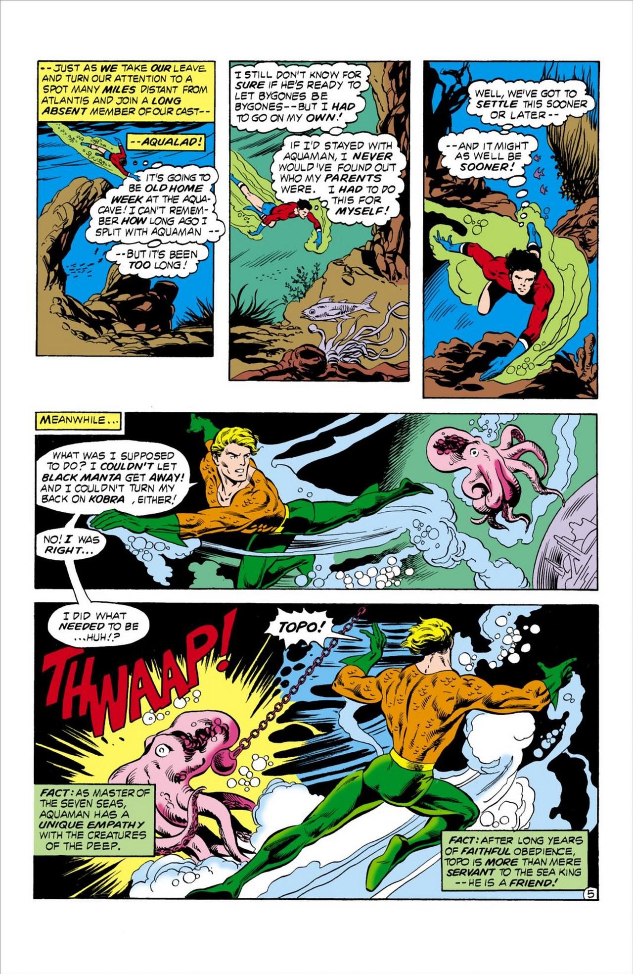 Read online Aquaman (1962) comic -  Issue #62 - 6