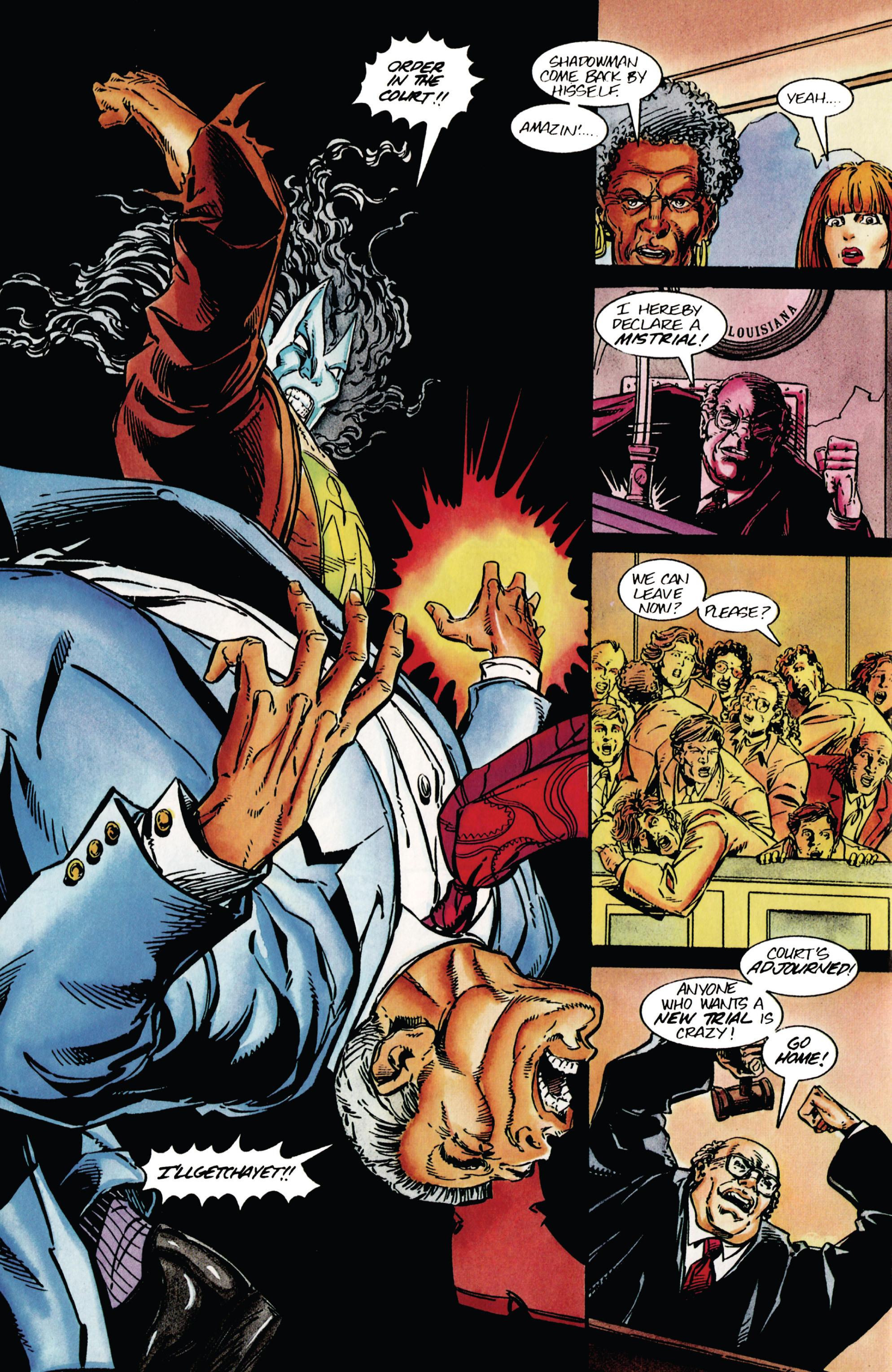 Read online Shadowman (1992) comic -  Issue #42 - 21