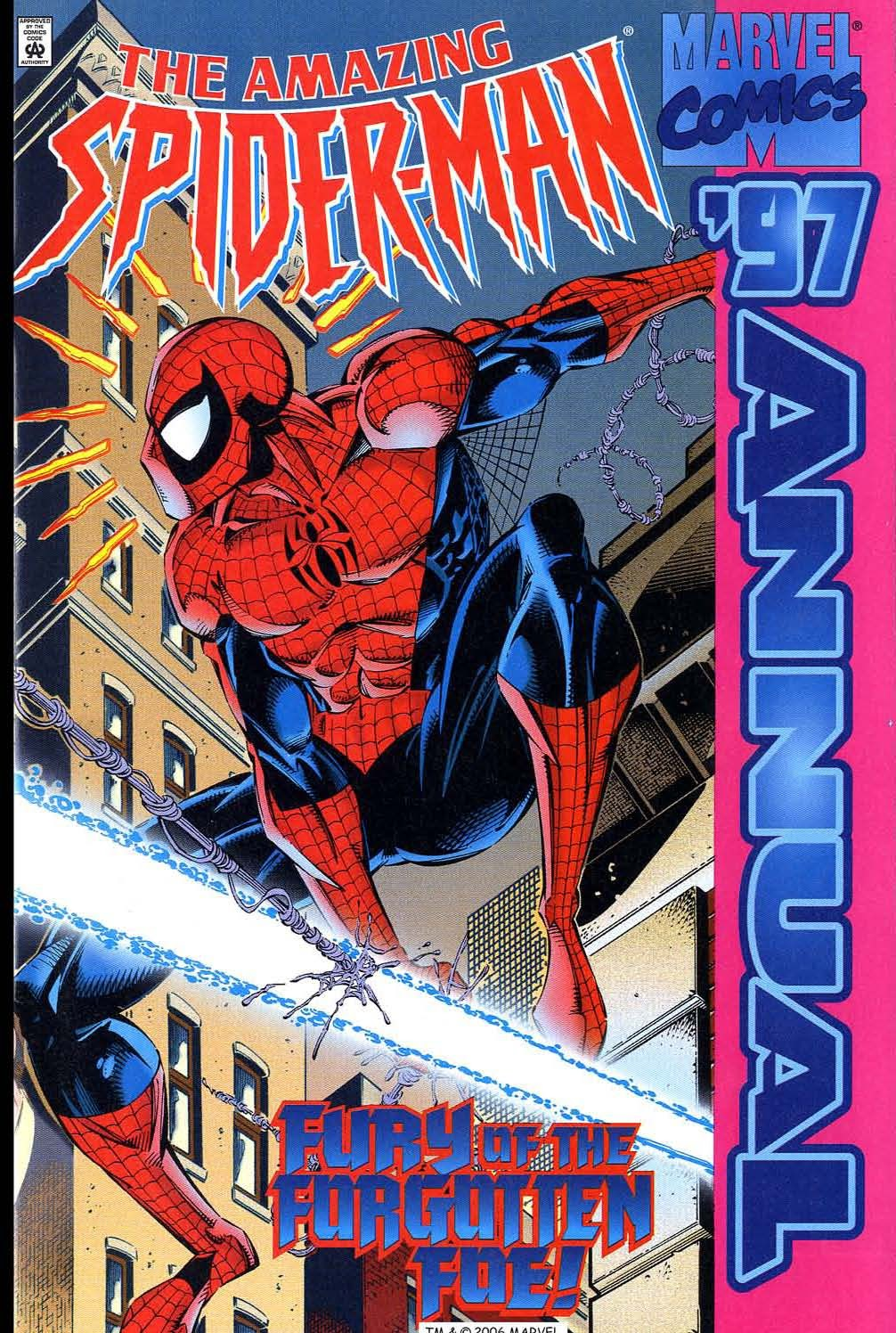 The Amazing Spider-Man (1963) issue Annual '97 - Page 1
