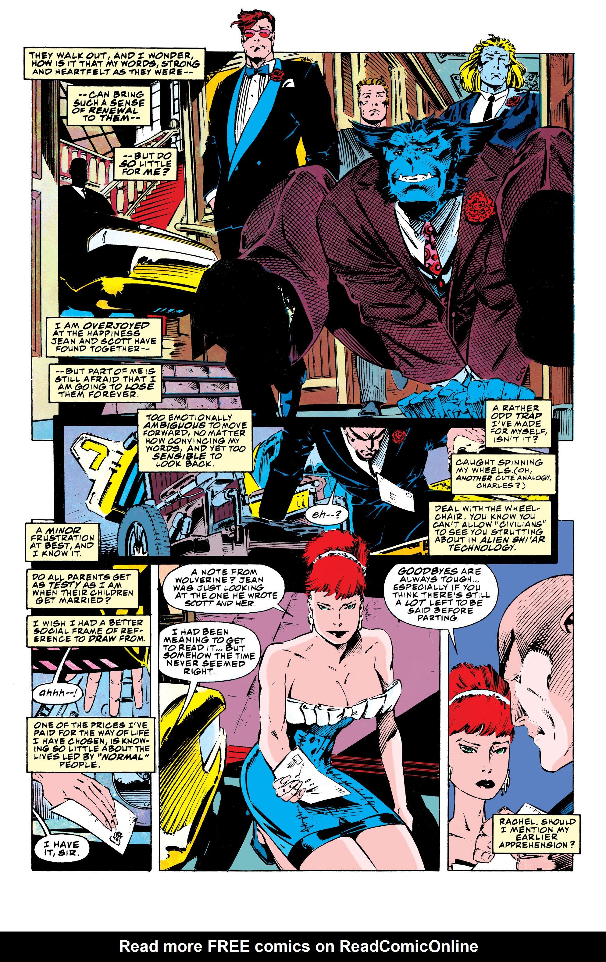 X-Men (1991) 30 Page 8