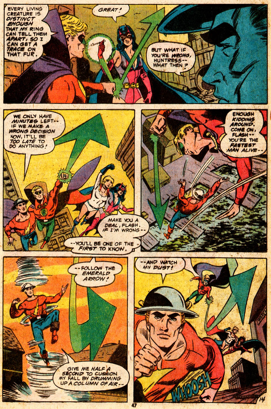 Read online Adventure Comics (1938) comic -  Issue #465 - 48
