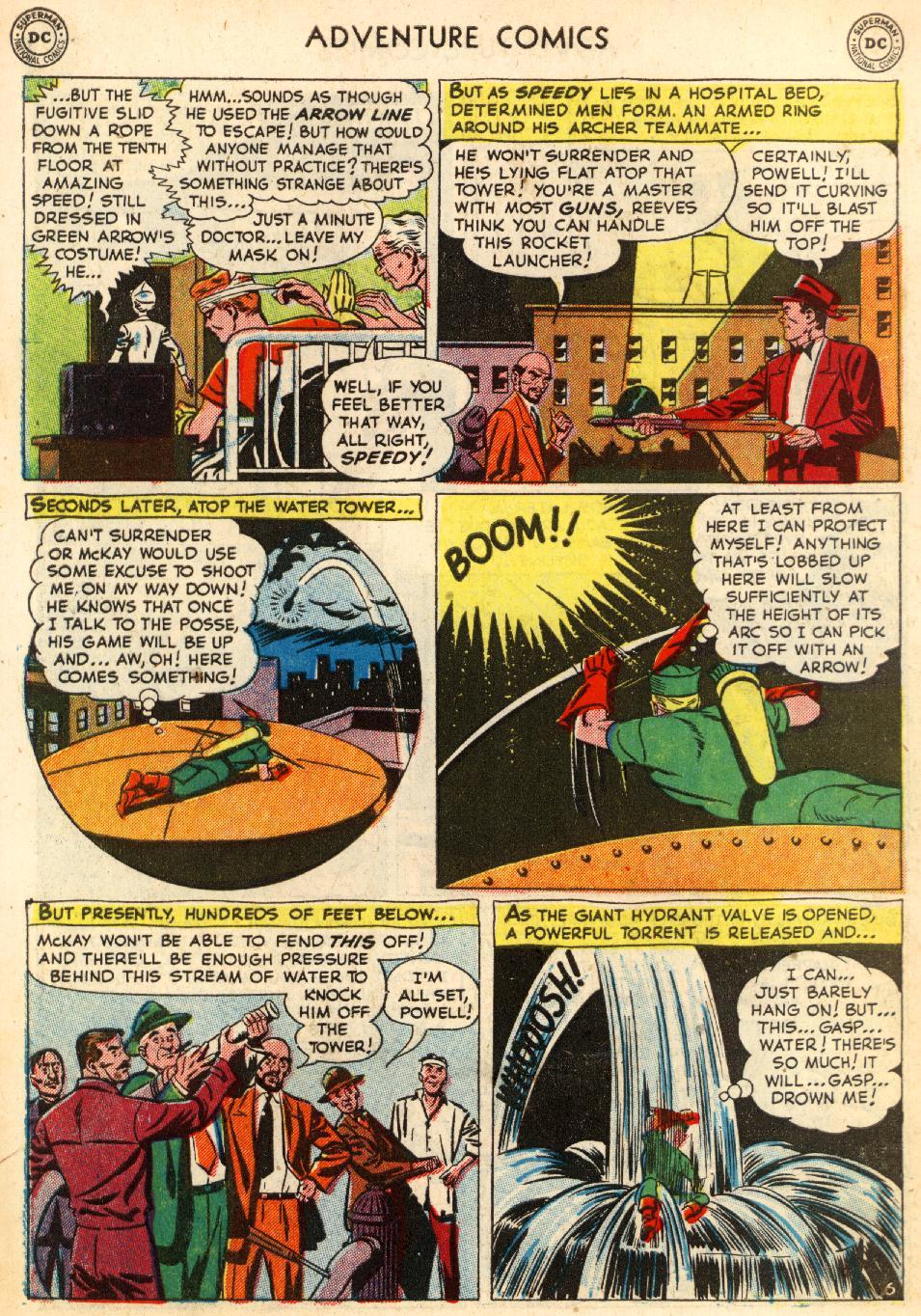 Read online Adventure Comics (1938) comic -  Issue #170 - 40