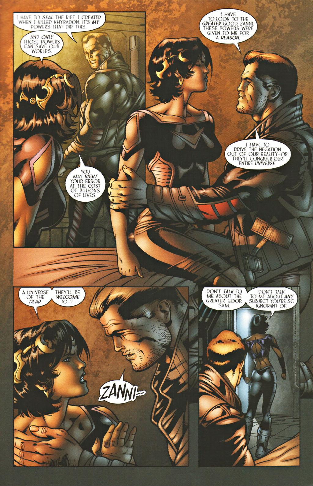 Read online Sigil (2000) comic -  Issue #40 - 8