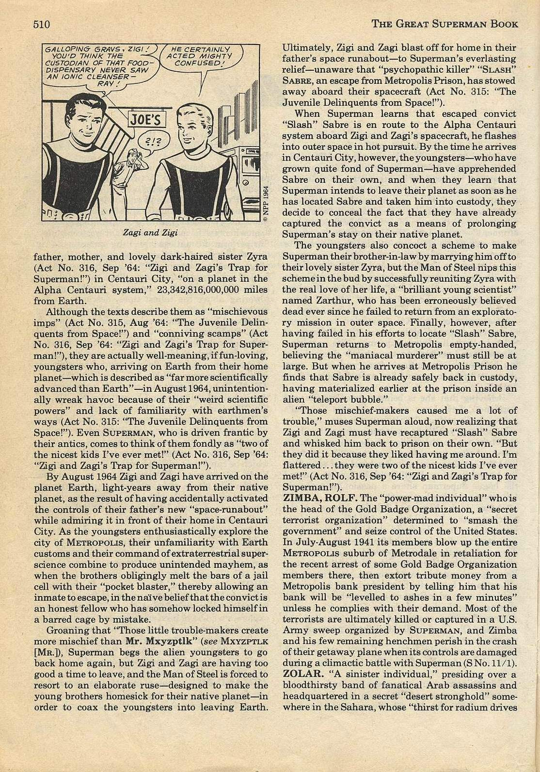 The Great Superman Book issue TPB (Part 5) - Page 111