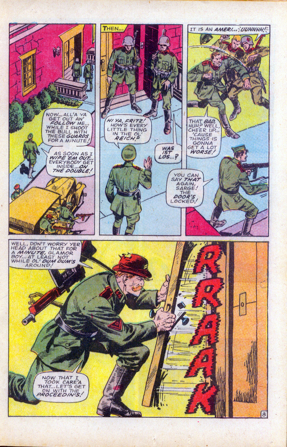 Read online Sgt. Fury comic -  Issue #61 - 13