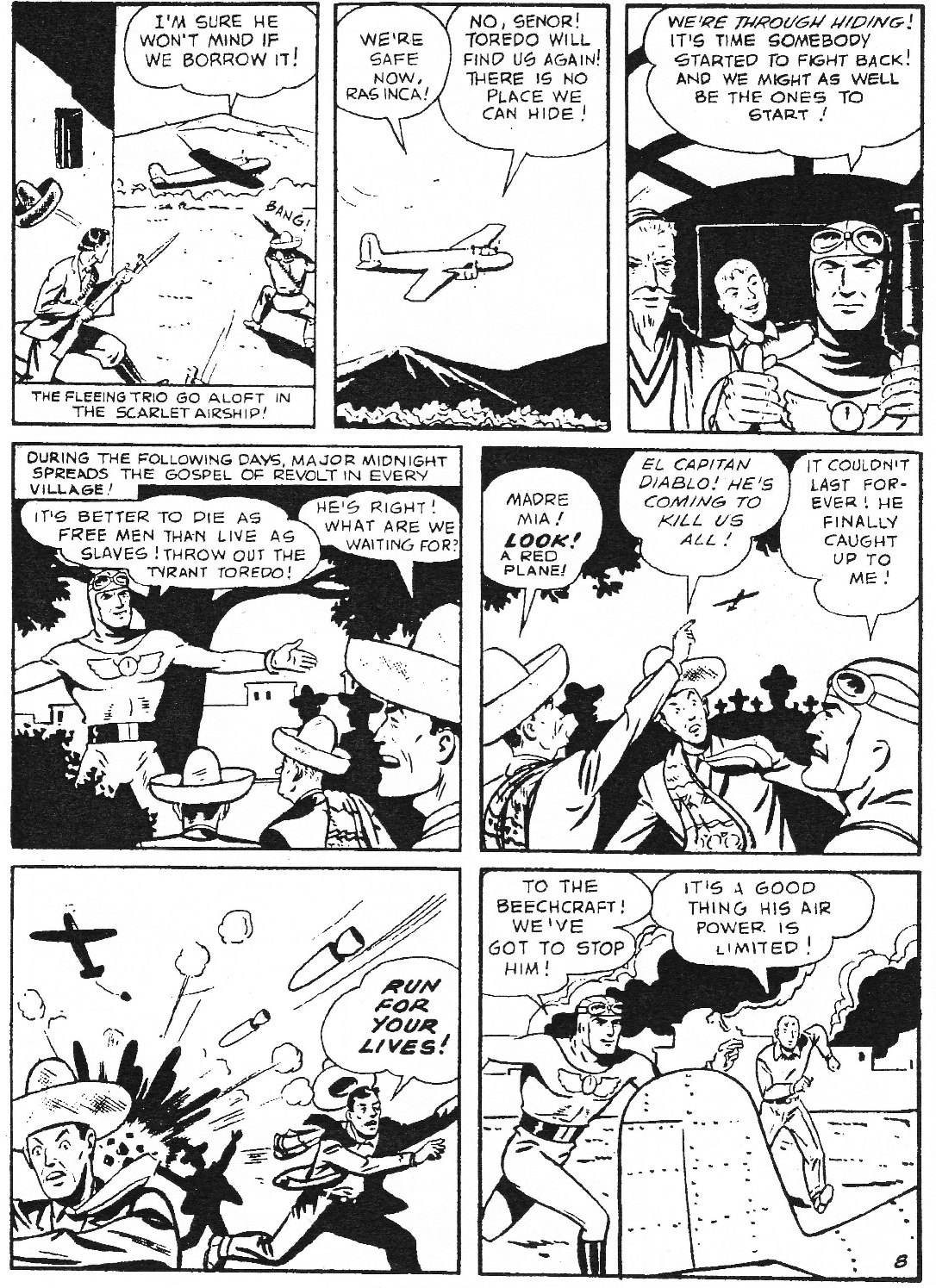 Read online Men of Mystery Comics comic -  Issue #73 - 23