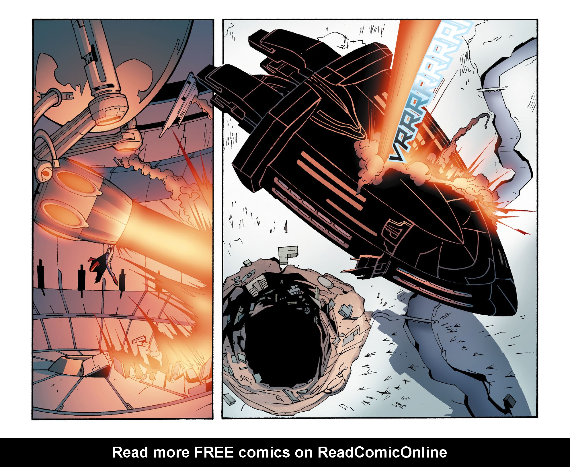 Read online Smallville: Alien comic -  Issue #11 - 19