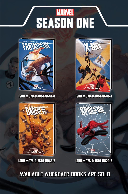 Read online Fantastic Four: Season One comic -  Issue # TPB - 134