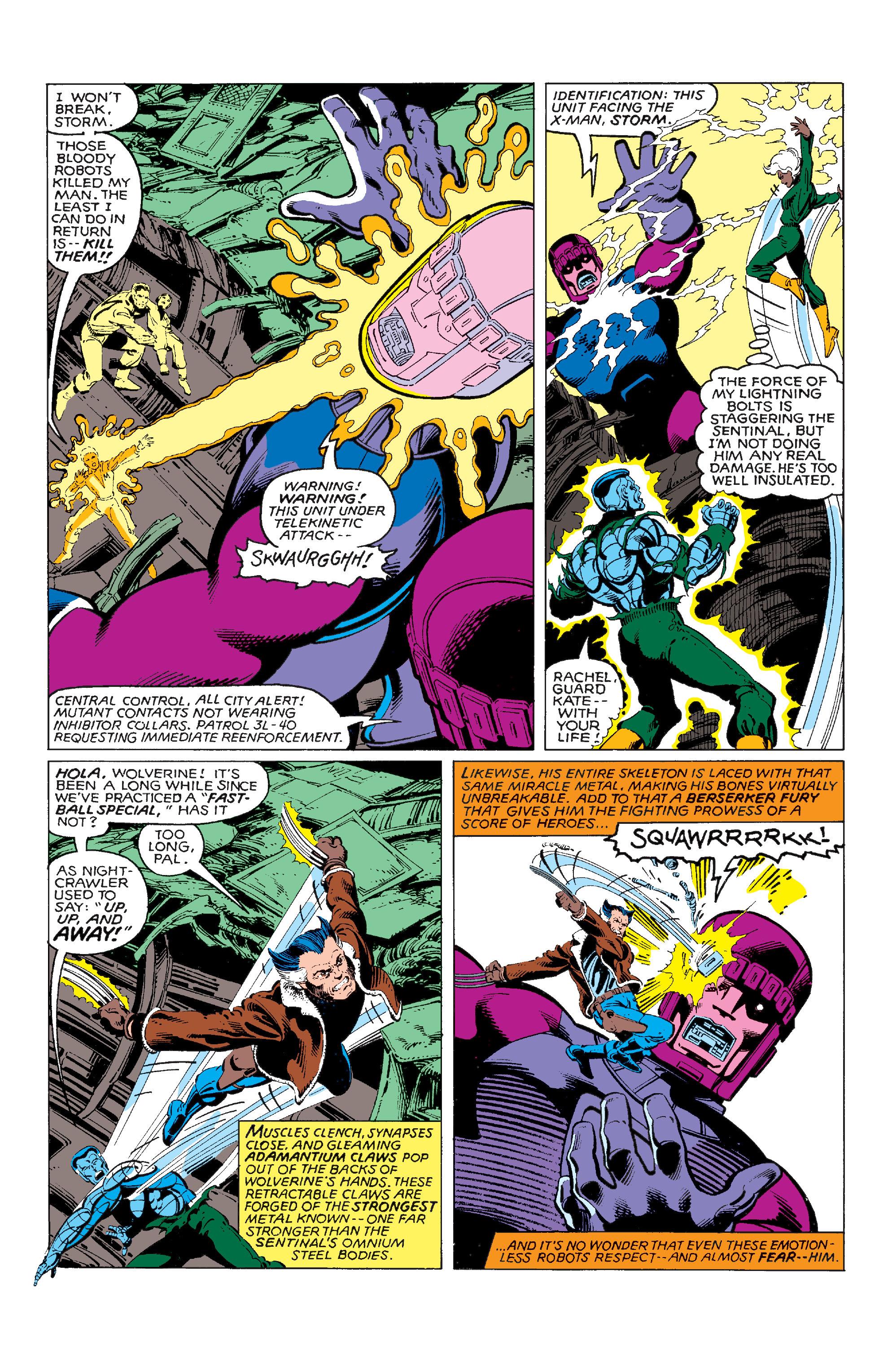 Uncanny X-Men (1963) 141 Page 16