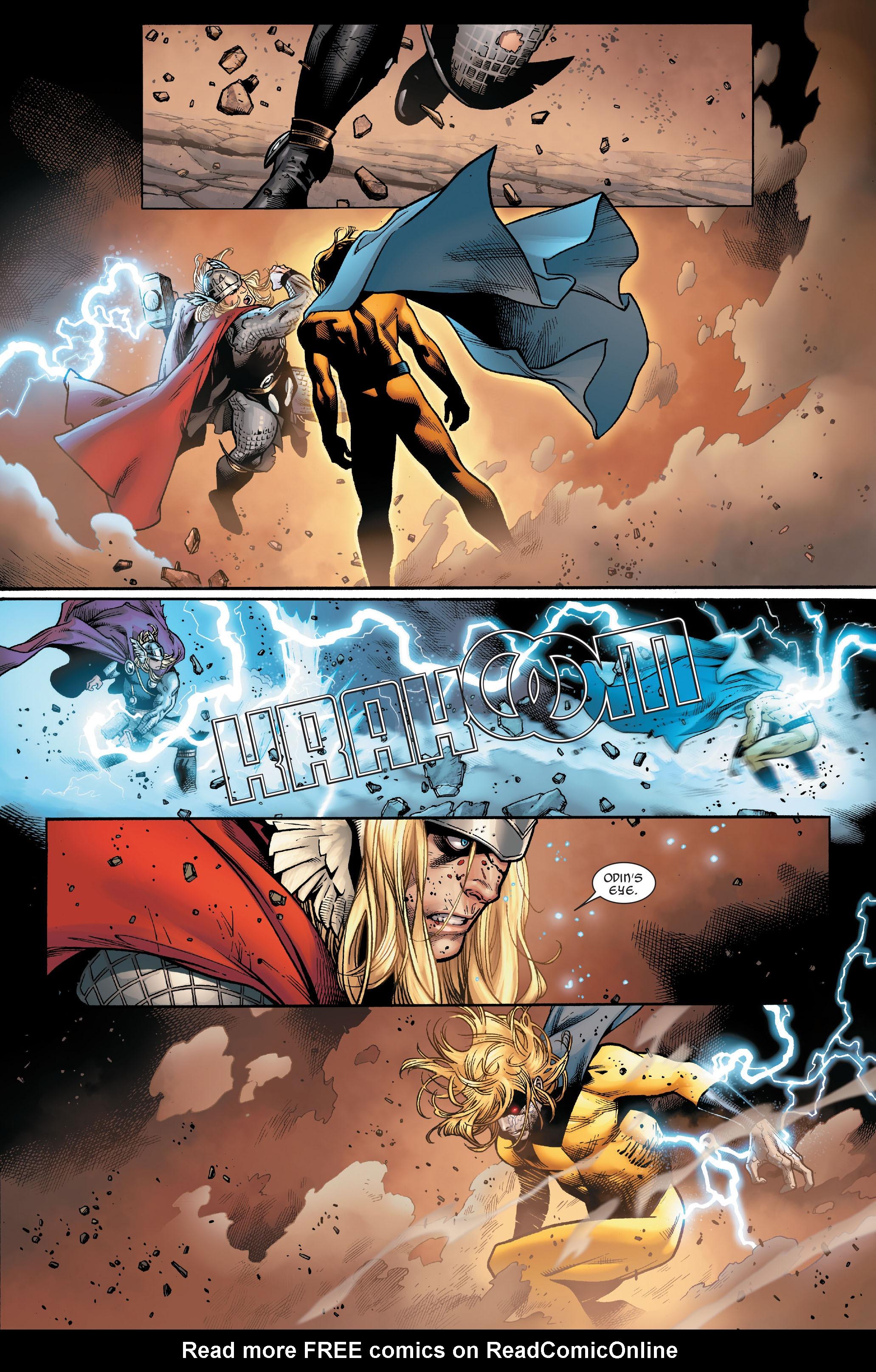 Read online Siege (2010) comic -  Issue #3 - 7