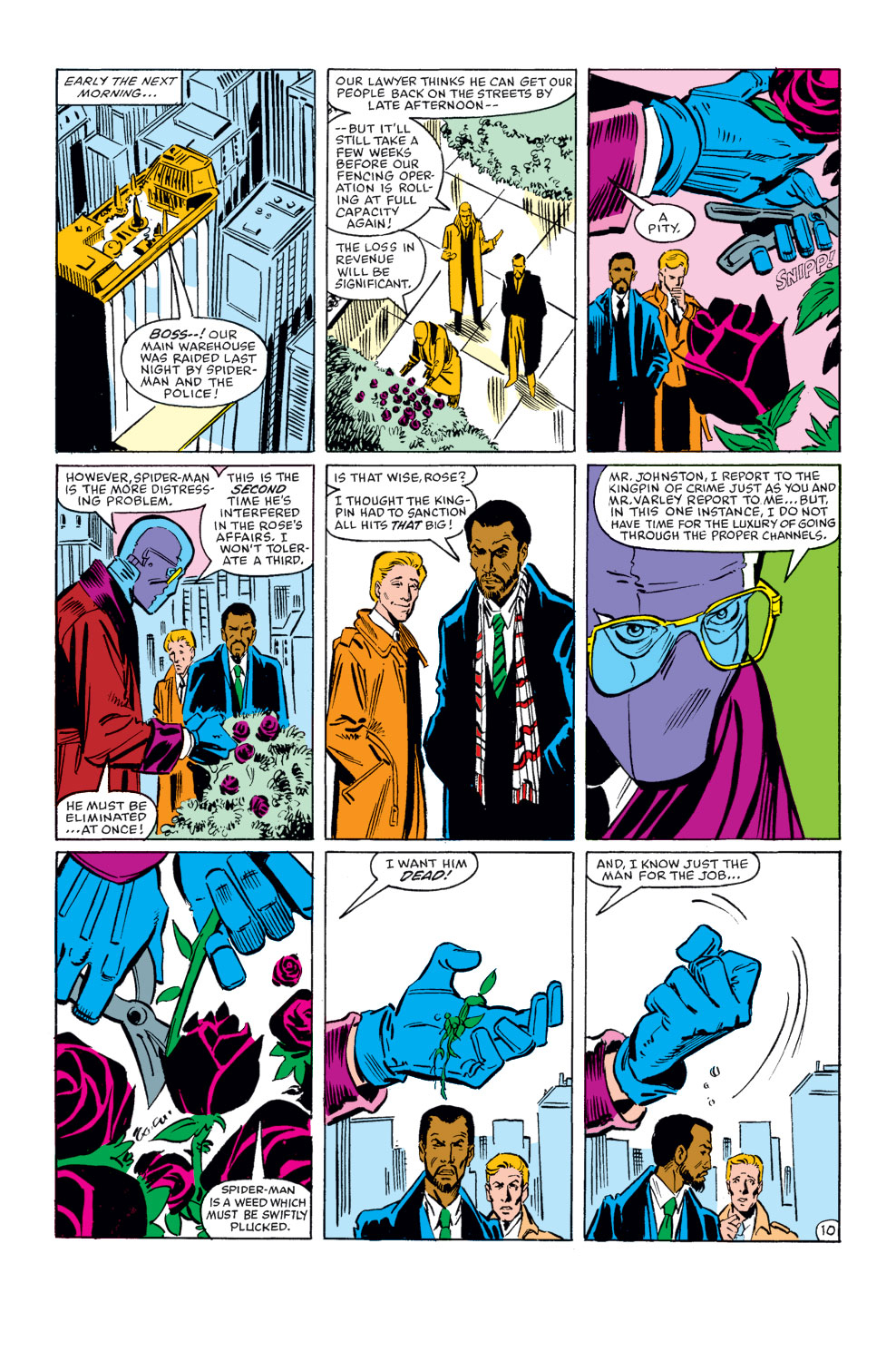 The Amazing Spider-Man (1963) 256 Page 10