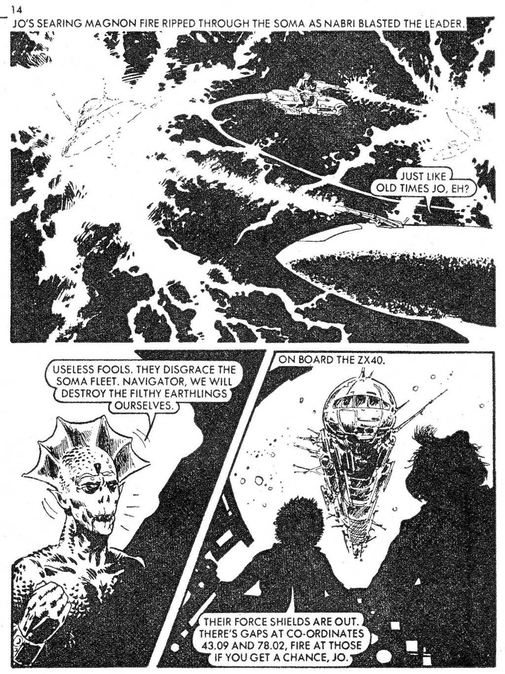 Starblazer issue 16 - Page 14