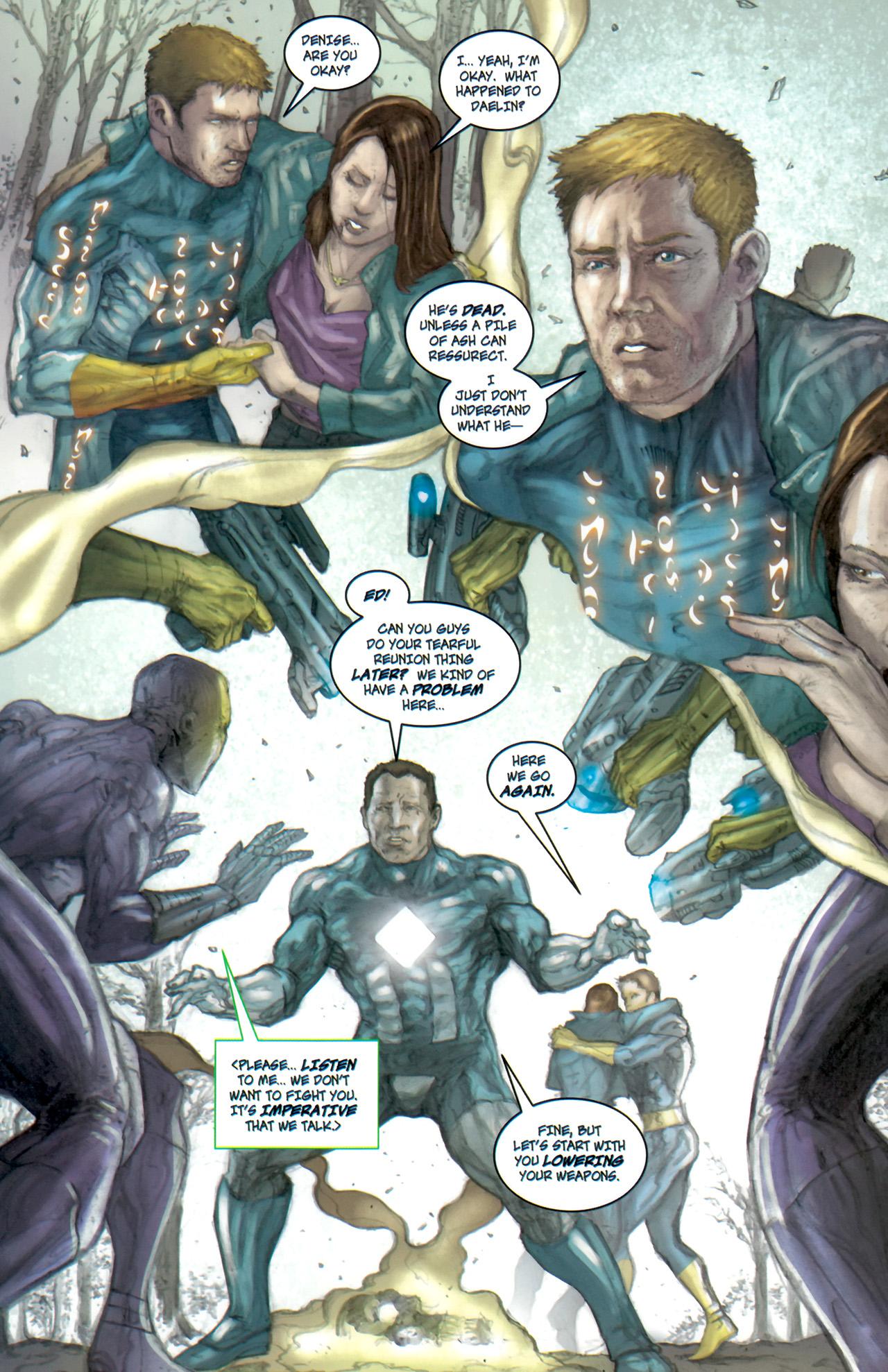Read online Phoenix comic -  Issue #6 - 20