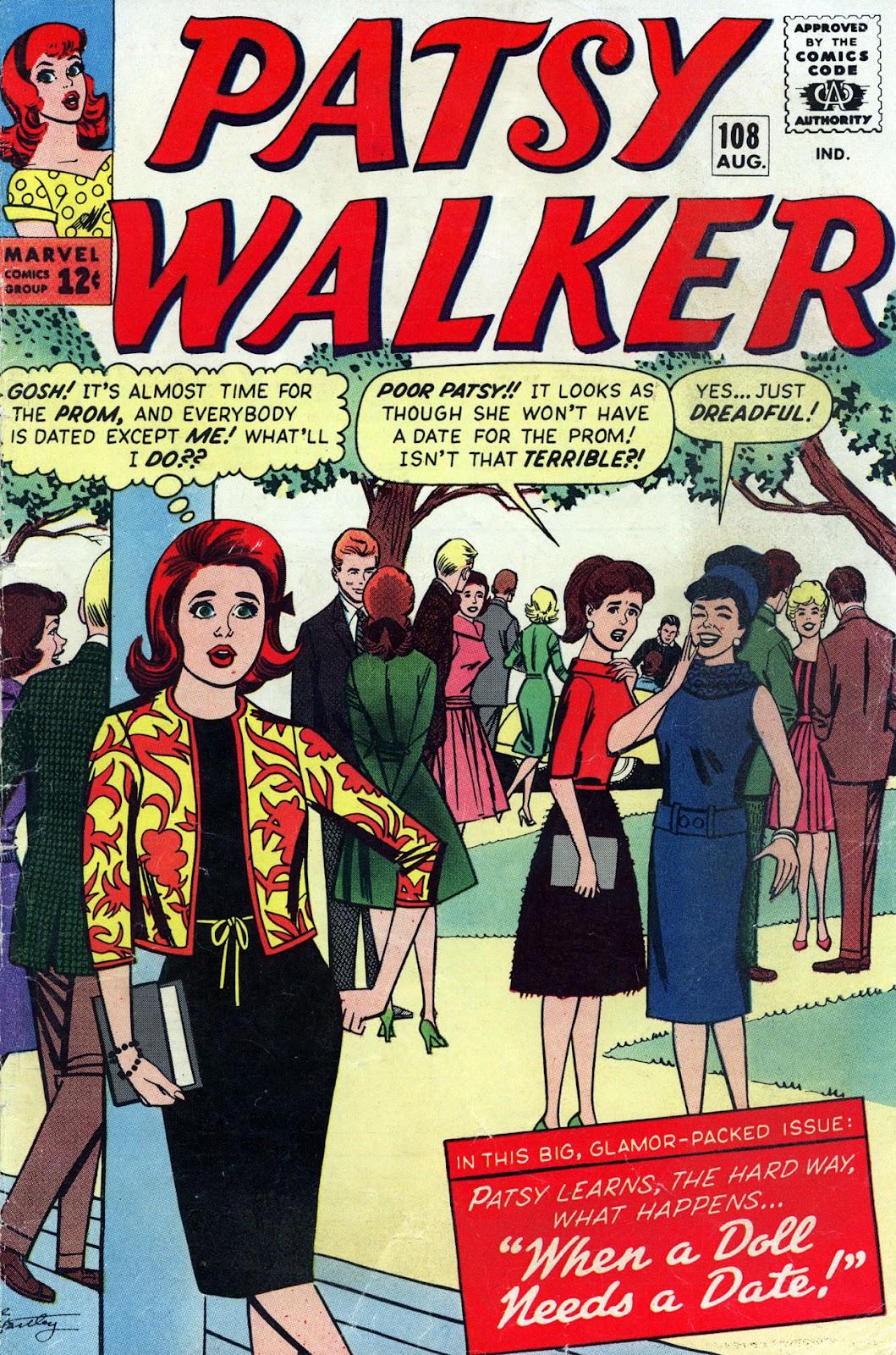 Patsy Walker 108 Page 1