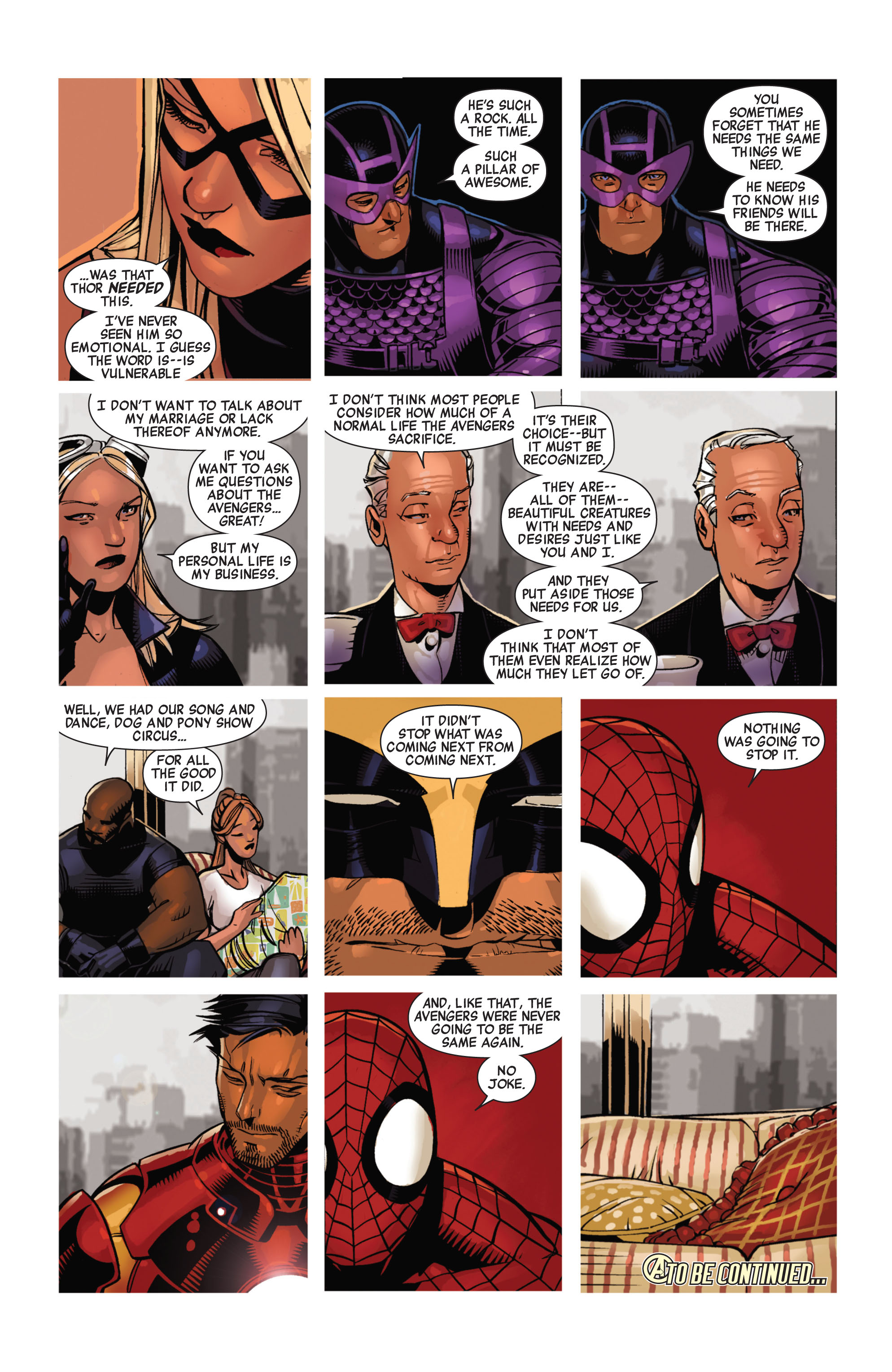 Read online Avengers (2010) comic -  Issue #13 - 19