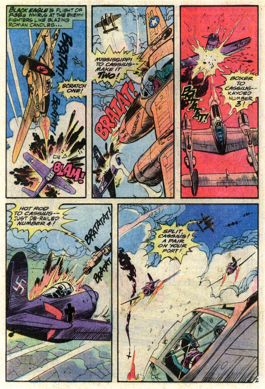 Read online All-Out War comic -  Issue #4 - 19