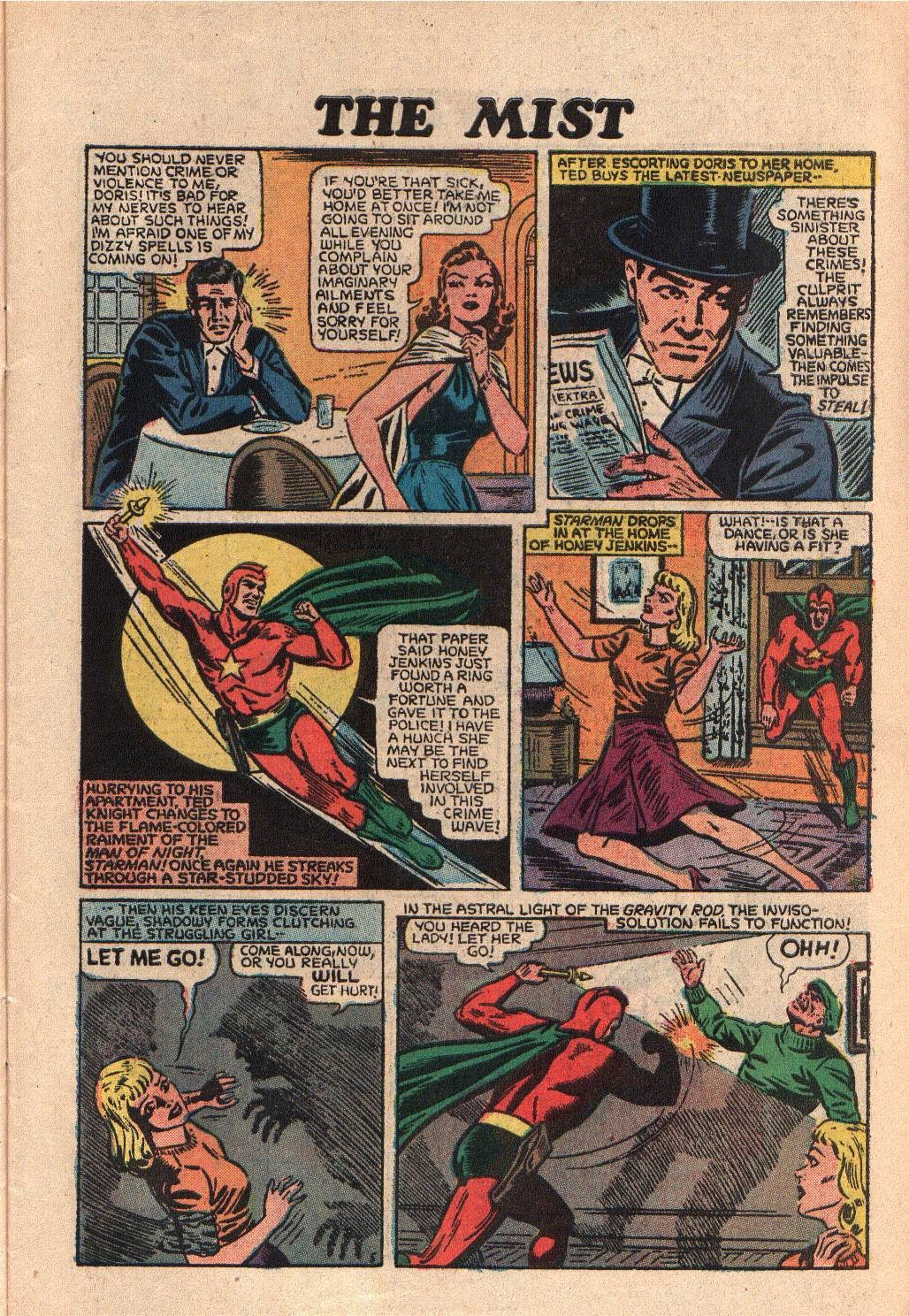 Wanted, the World's Most Dangerous Villains issue 6 - Page 7