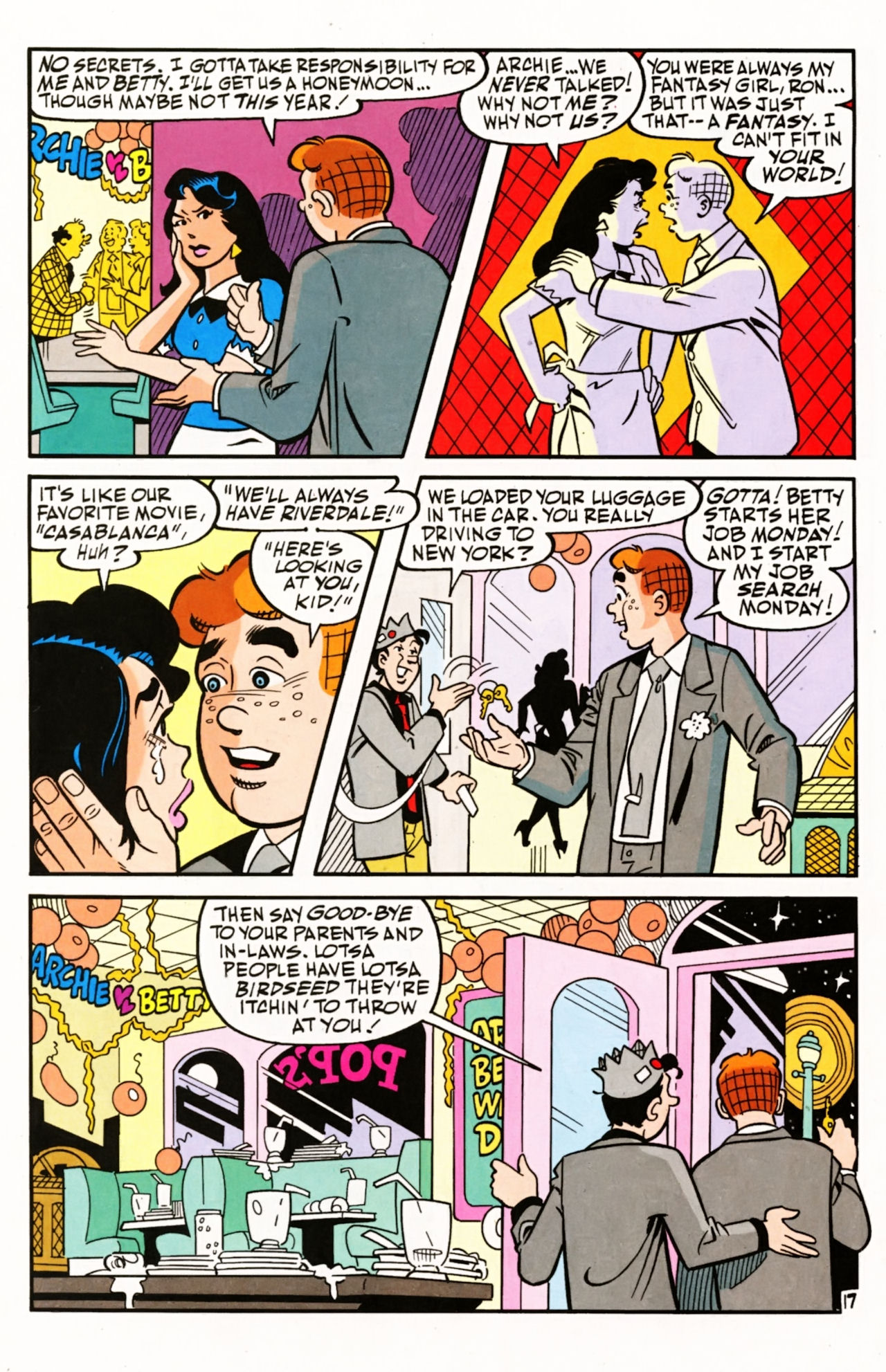 Read online Archie (1960) comic -  Issue #604 - 24