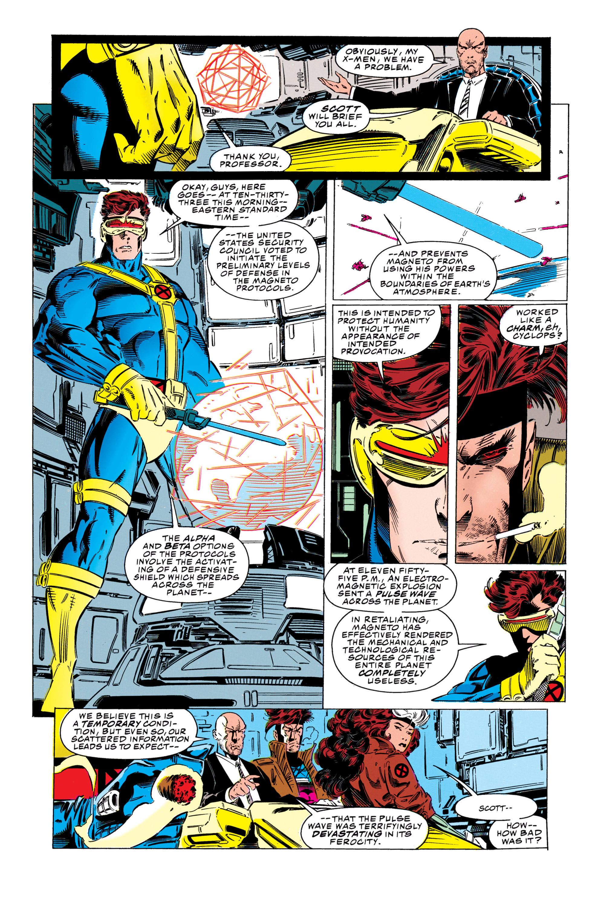 X-Men (1991) 25 Page 10