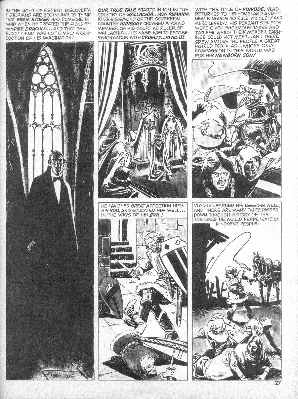 Psycho issue Annual - Page 27