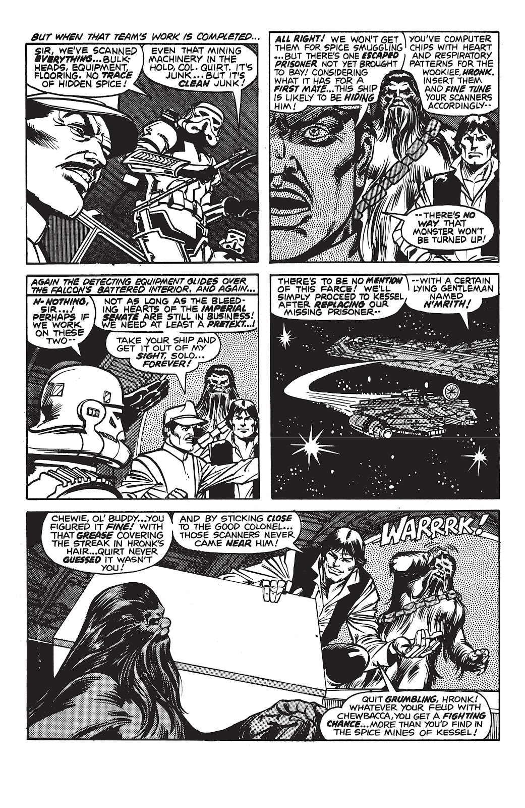 Read online Star Wars Legends: The Original Marvel Years - Epic Collection comic -  Issue # TPB 2 (Part 4) - 31