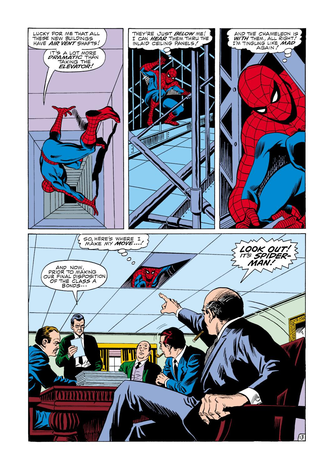 The Amazing Spider-Man (1963) 80 Page 13