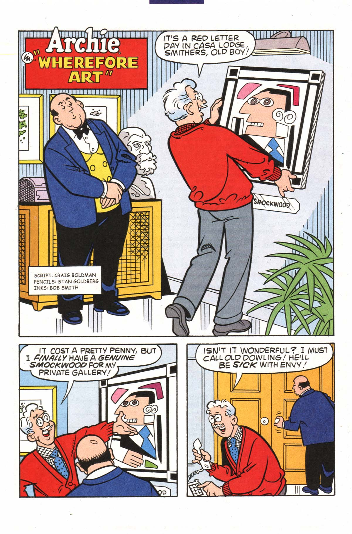 Read online Archie (1960) comic -  Issue #523 - 23