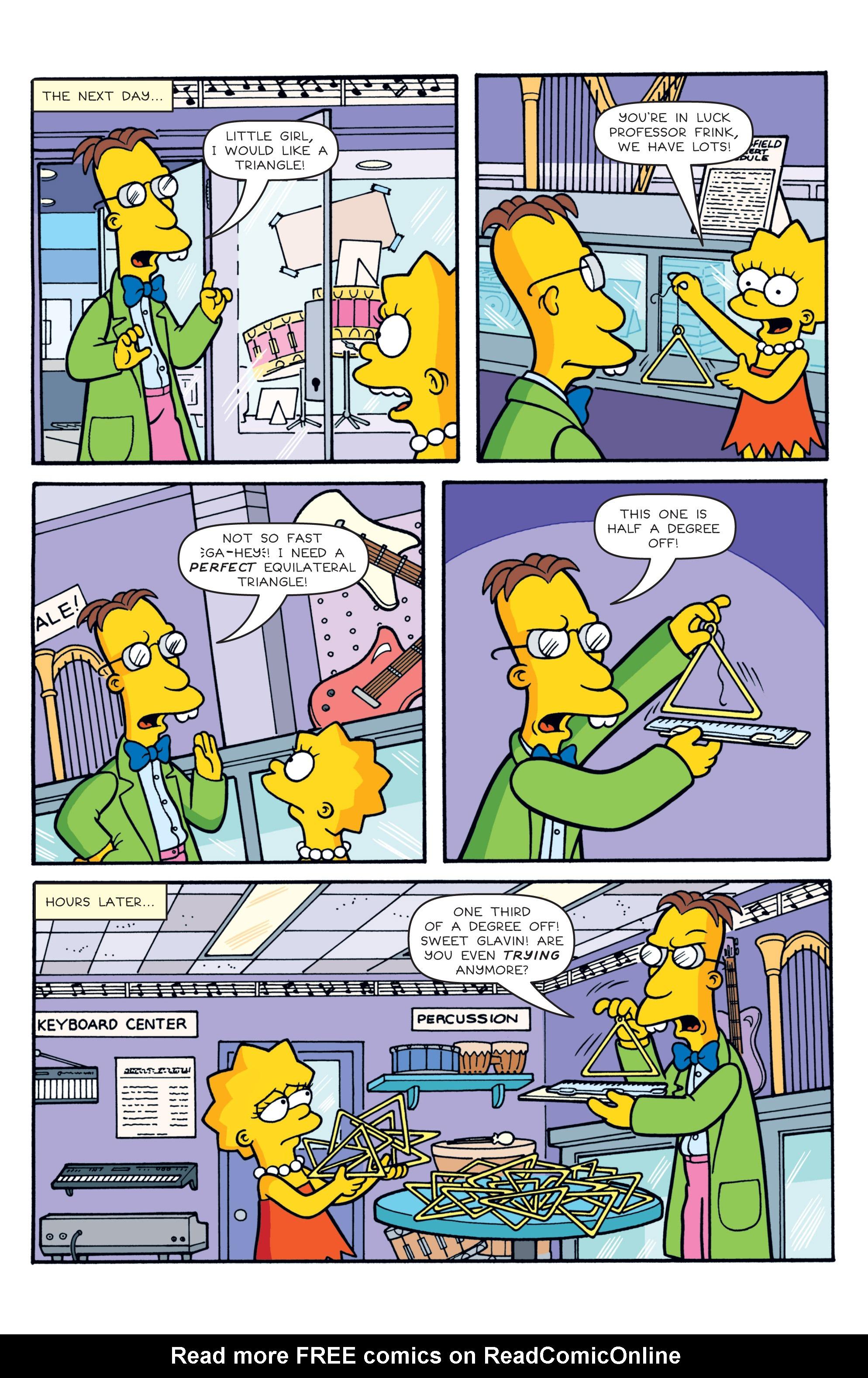 Read online Simpsons Comics comic -  Issue #188 - 12