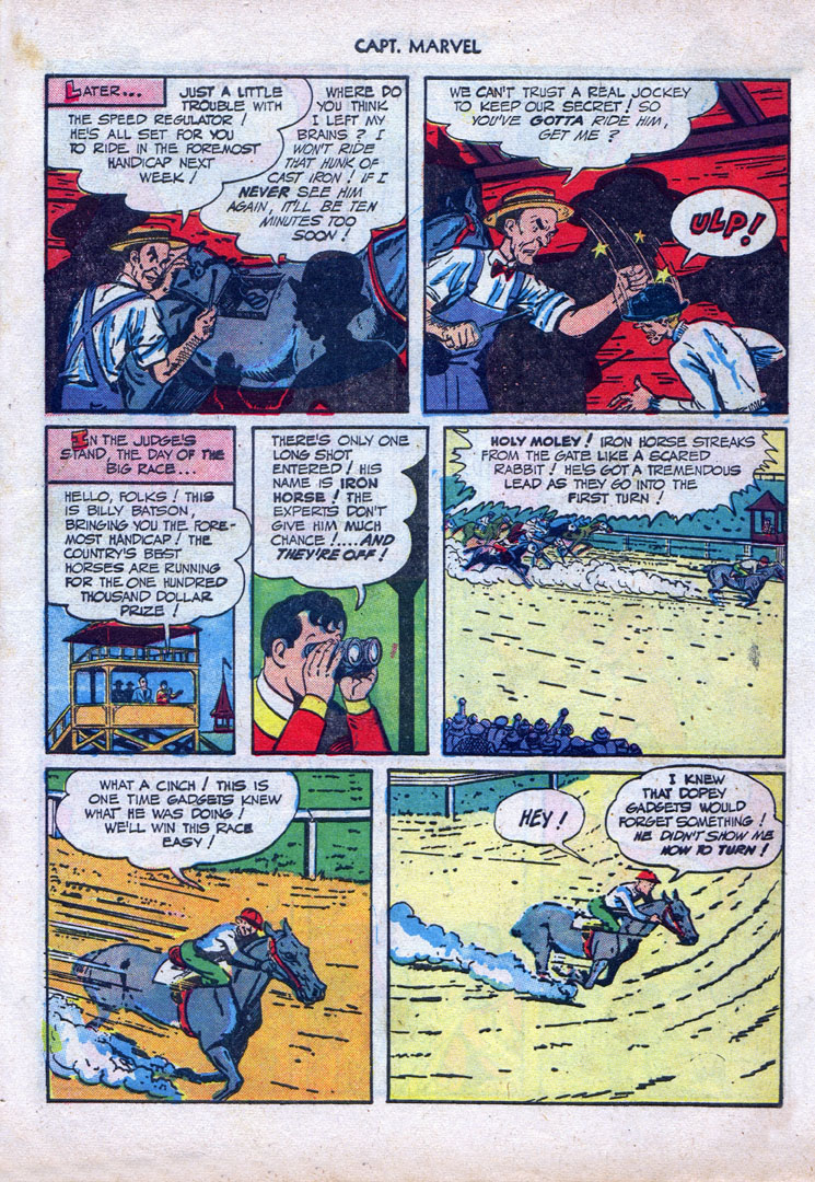 Captain Marvel Adventures issue 87 - Page 45
