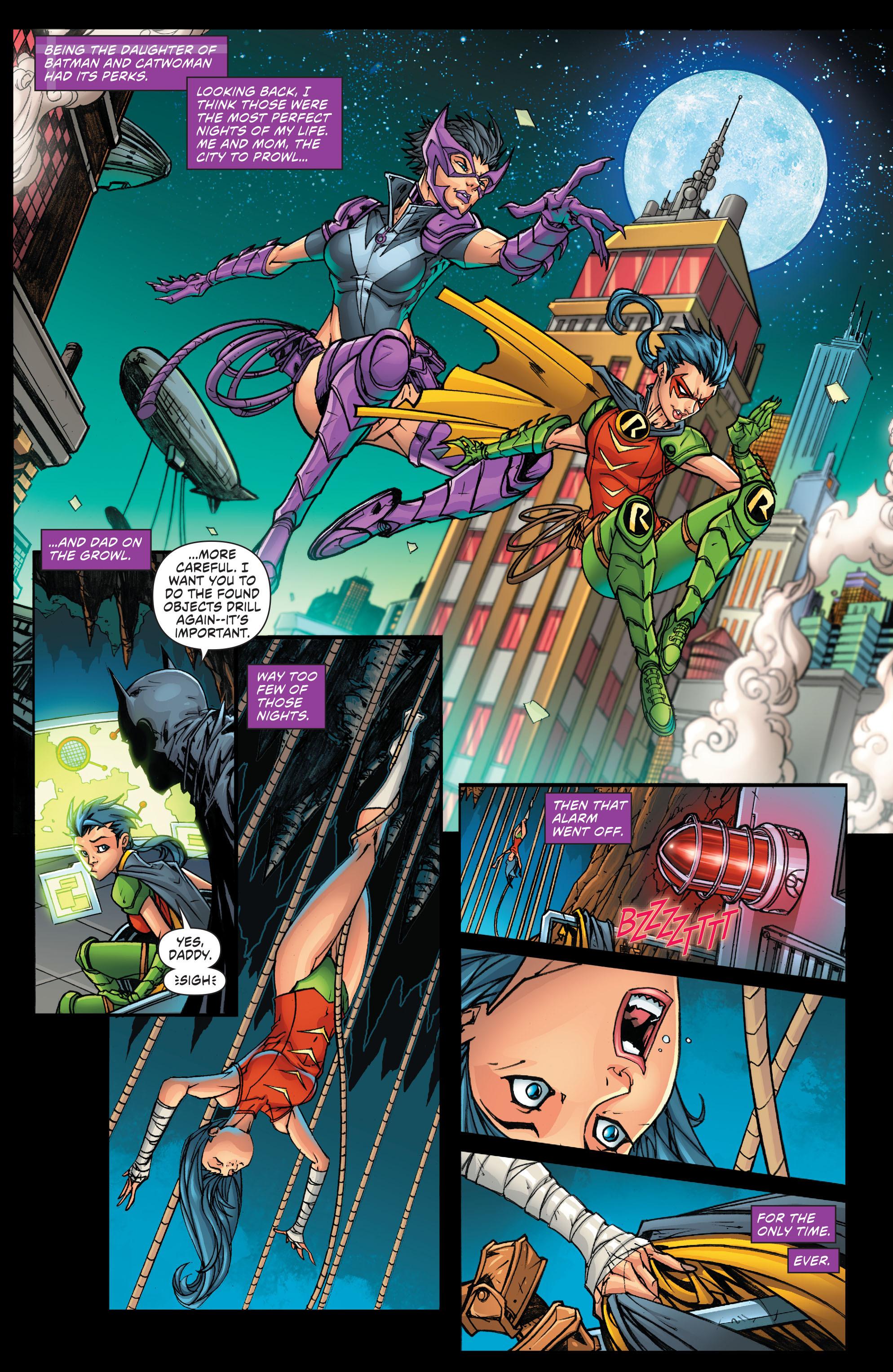 Read online Secret Origins (2014) comic -  Issue #7 - 20
