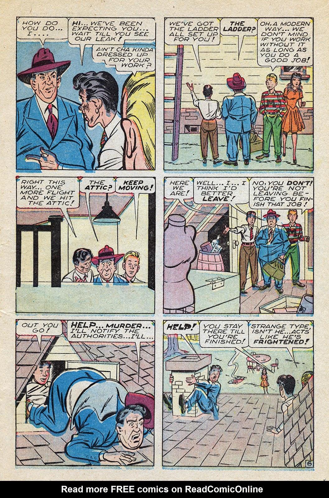 Georgie Comics (1945) issue 4 - Page 15