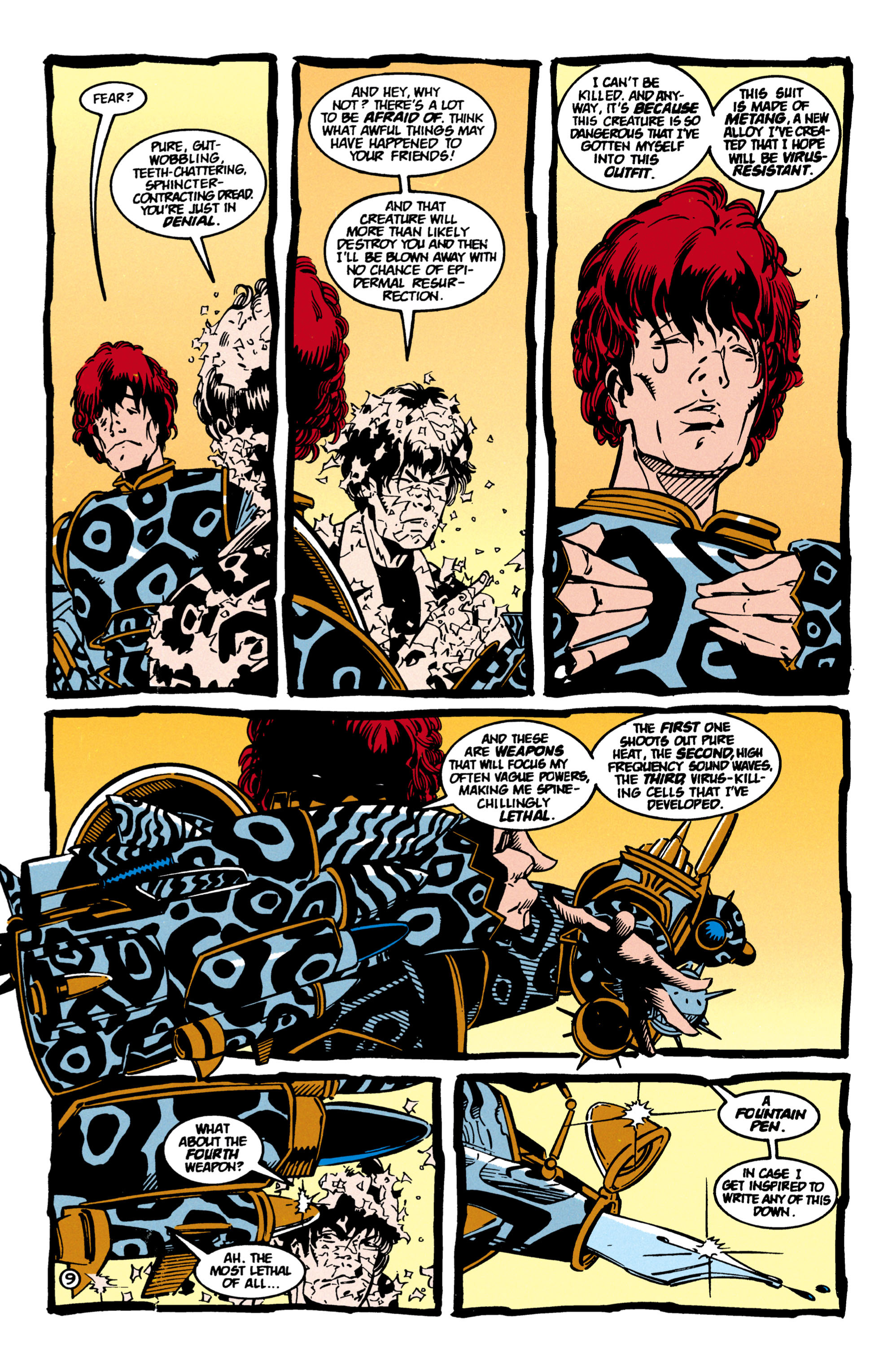 Read online Shade, the Changing Man comic -  Issue #60 - 10
