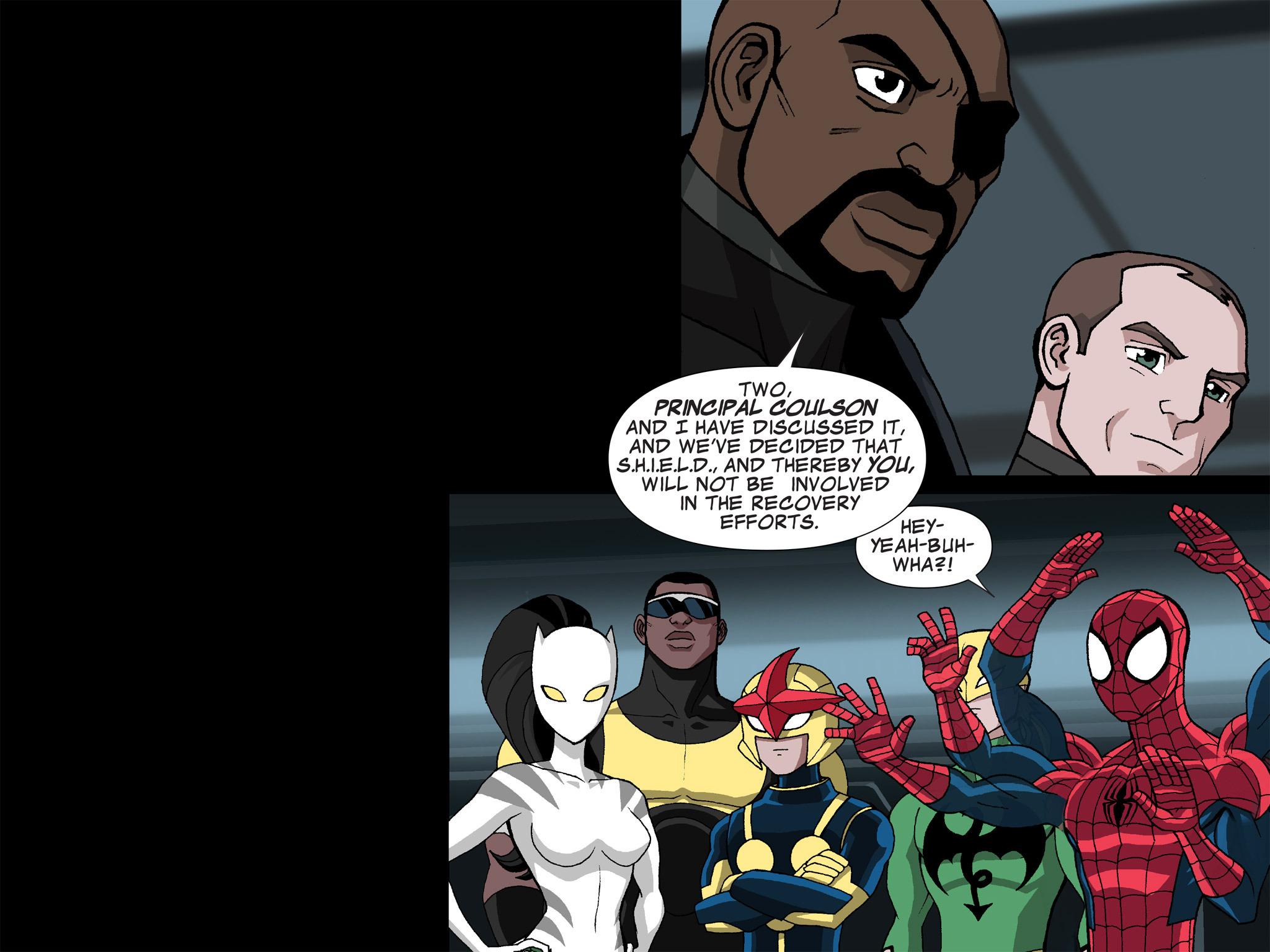 Read online Ultimate Spider-Man (Infinite Comics) (2015) comic -  Issue #21 - 5