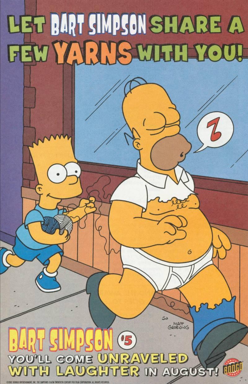 Read online Simpsons Comics comic -  Issue #61 - 29