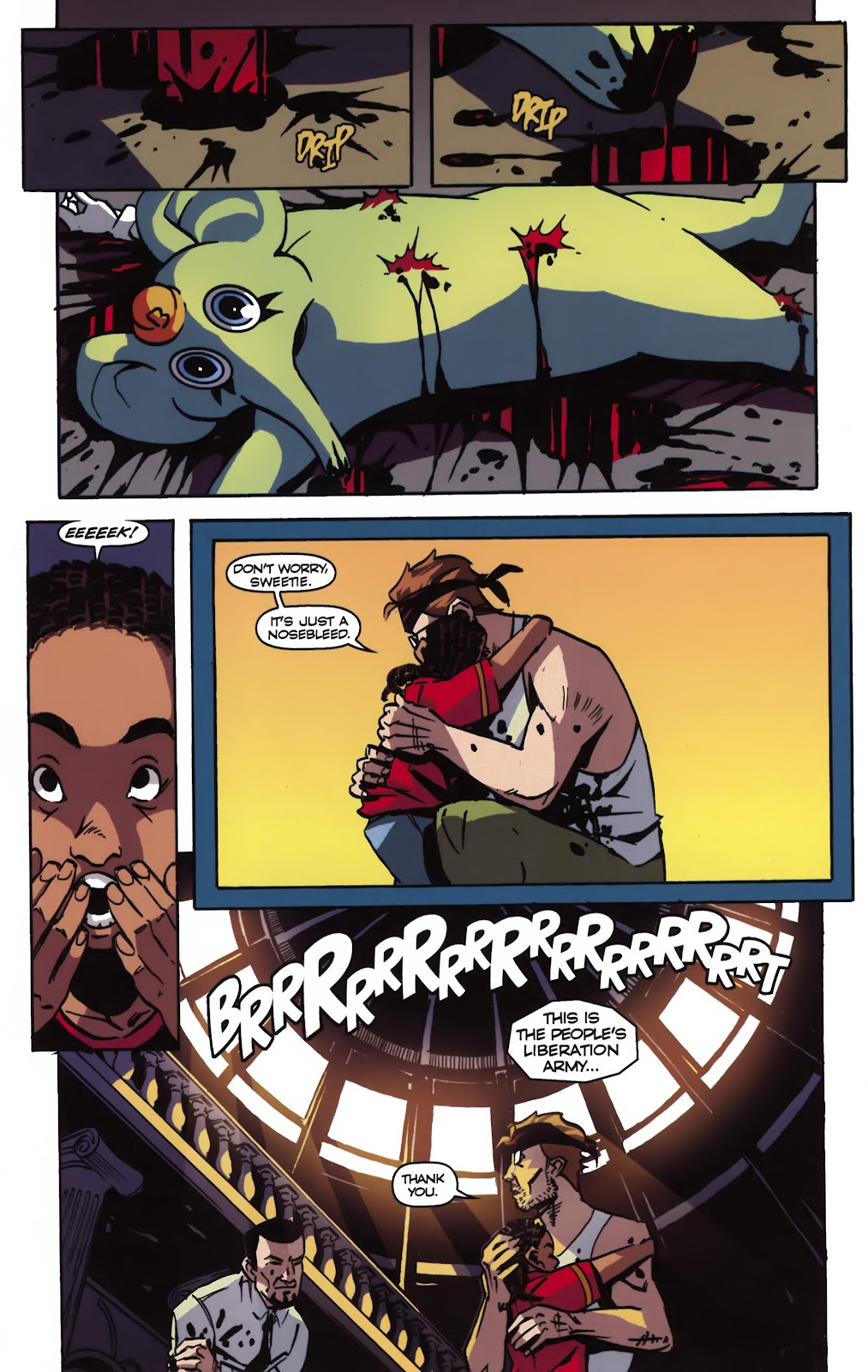 Read online Ricky Rouse Has A Gun comic -  Issue # TPB (Part 2) - 71