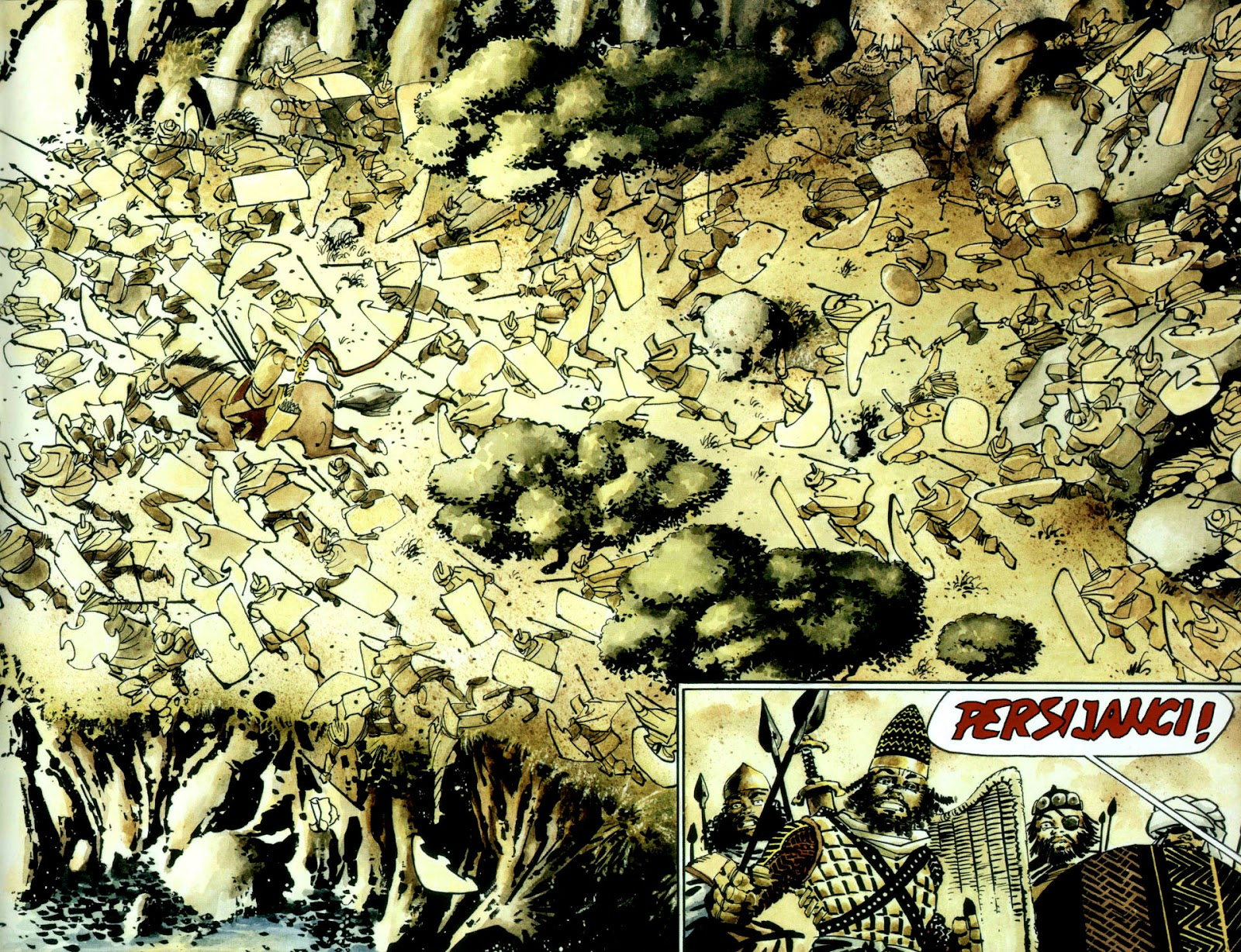 Read online 300 (2007) comic -  Issue # TPB - 46