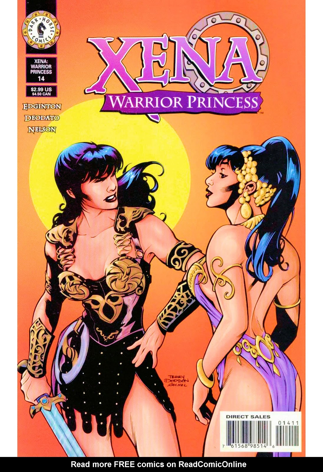 Xena: Warrior Princess (1999) Issue #14 #14 - English 2