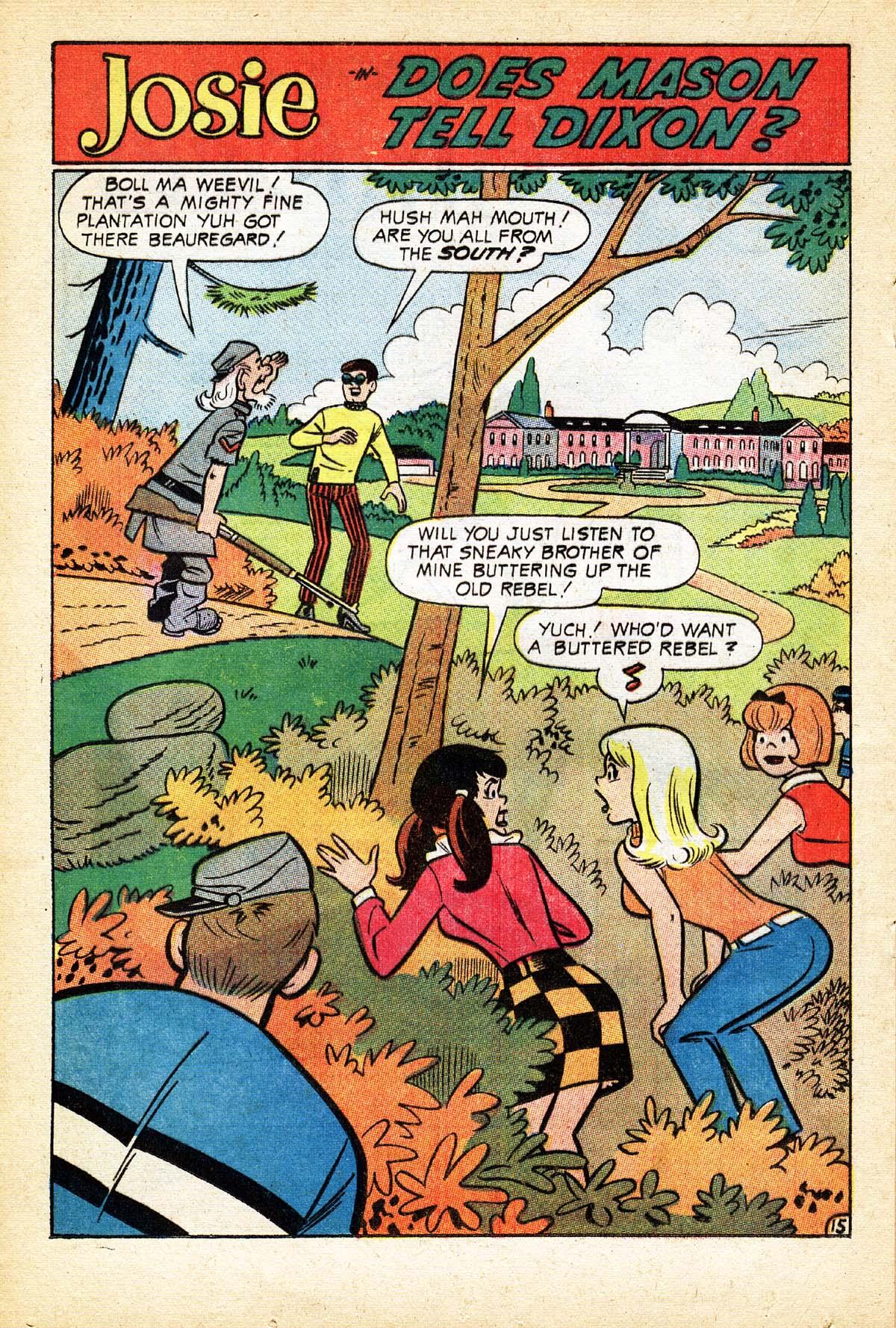Read online She's Josie comic -  Issue #35 - 20