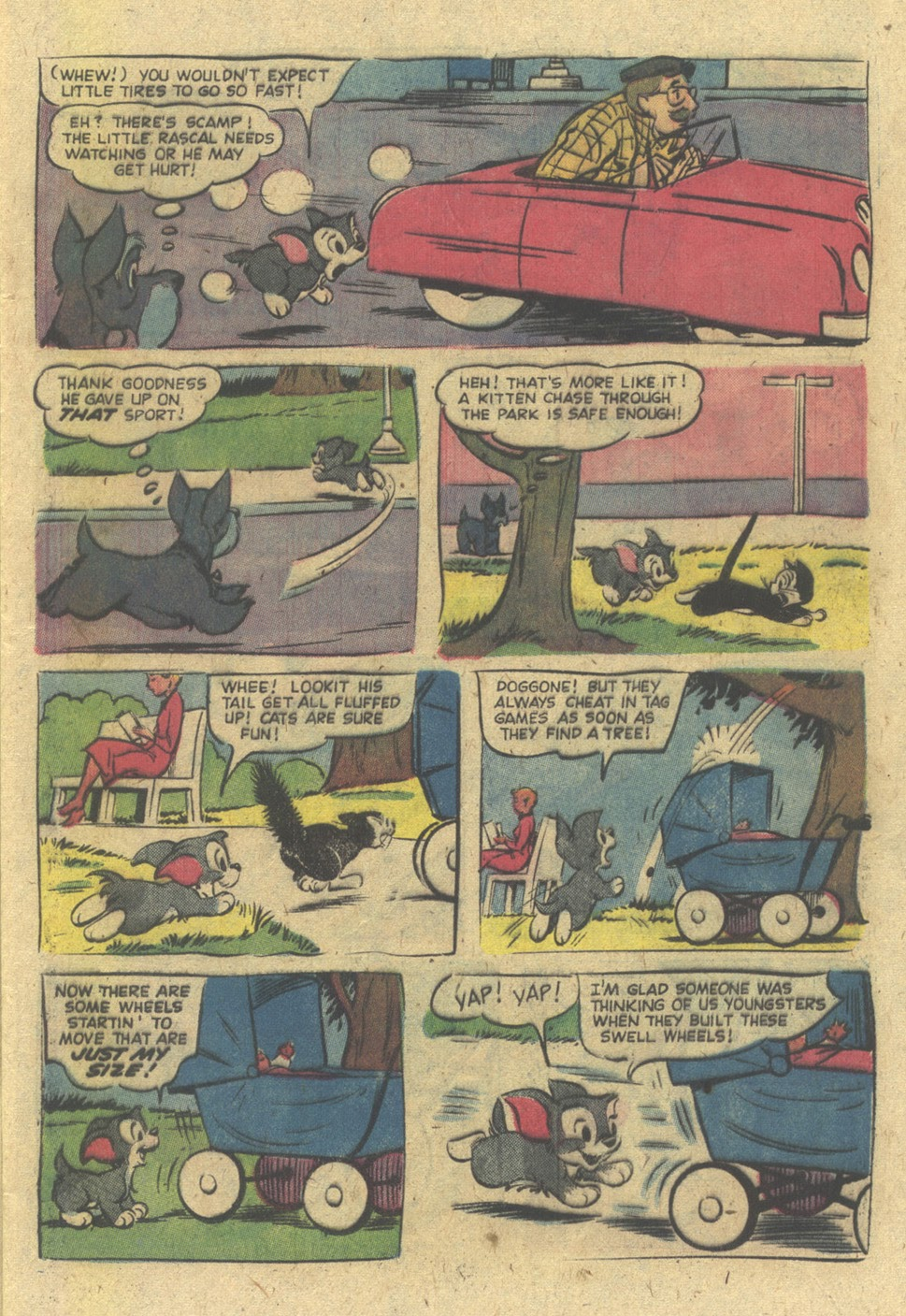 Scamp (1967) issue 32 - Page 9