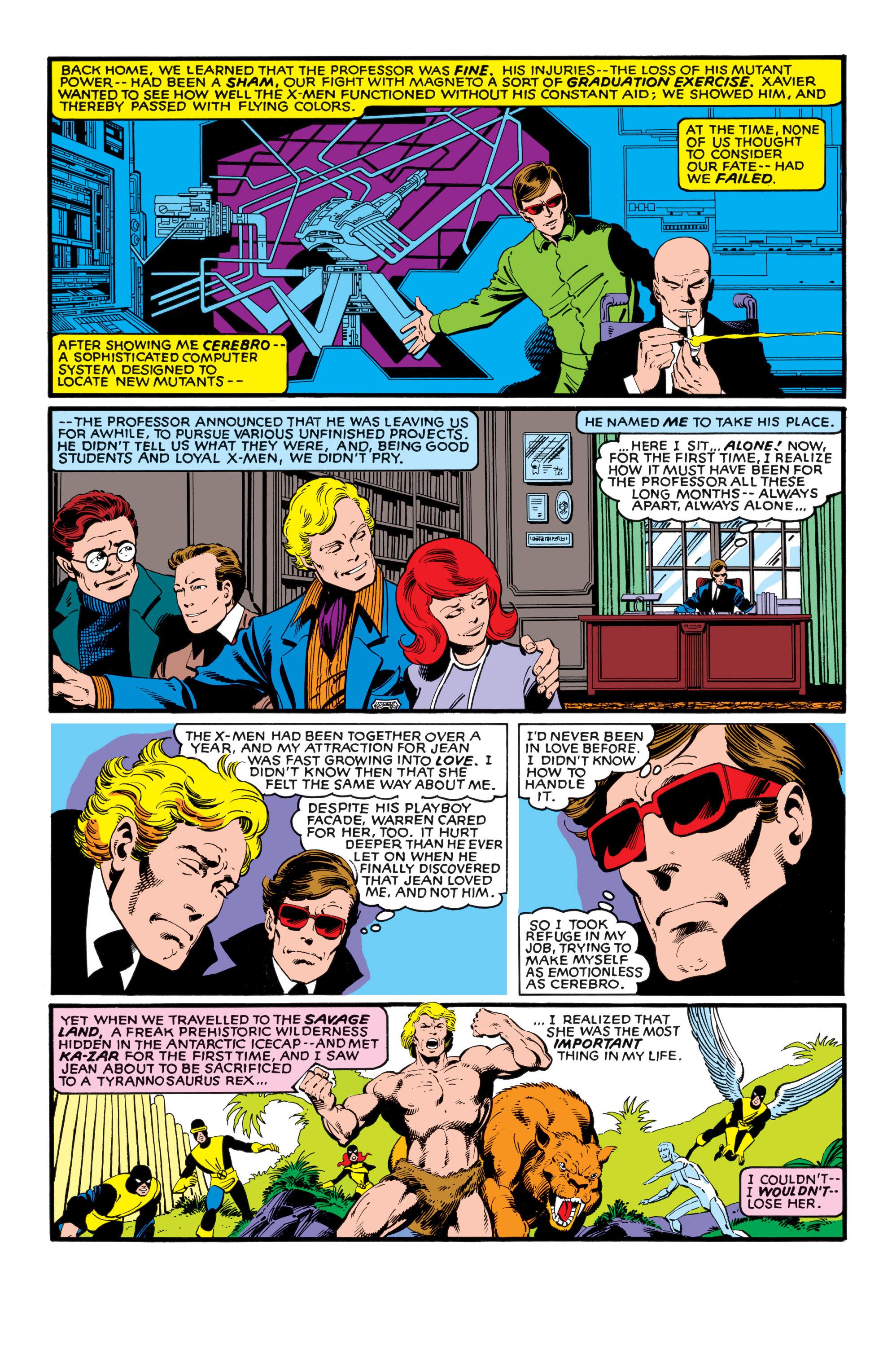 Read online Uncanny X-Men (1963) comic -  Issue #138 - 5