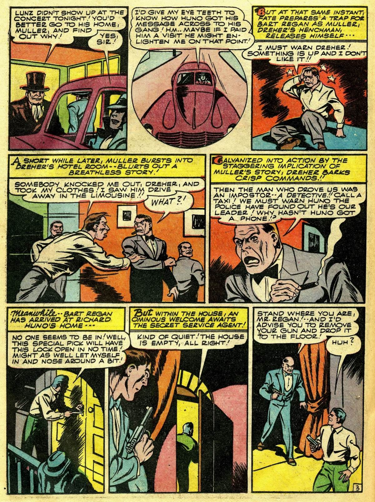 Read online Detective Comics (1937) comic -  Issue #67 - 44
