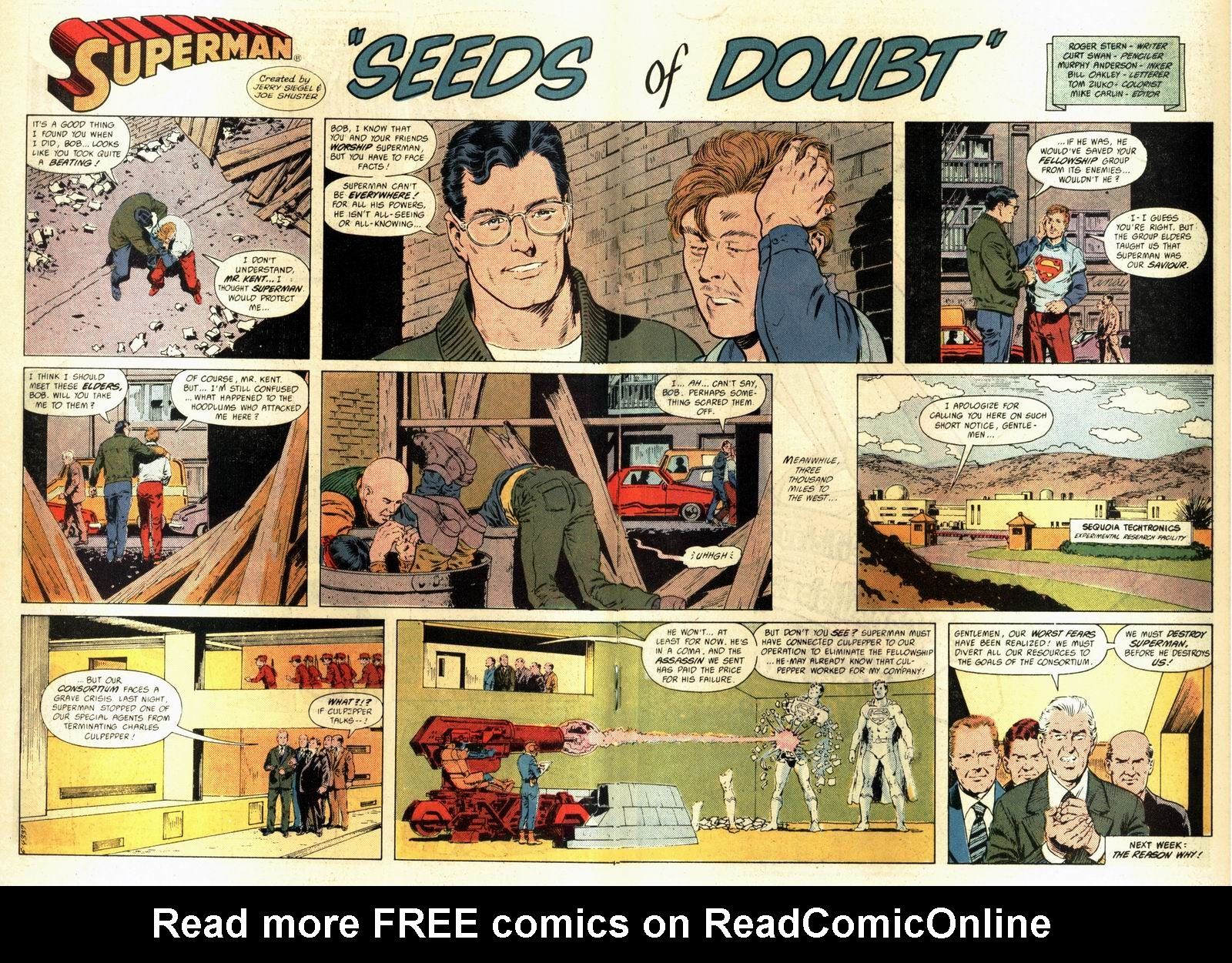Read online Action Comics (1938) comic -  Issue #622 - 24