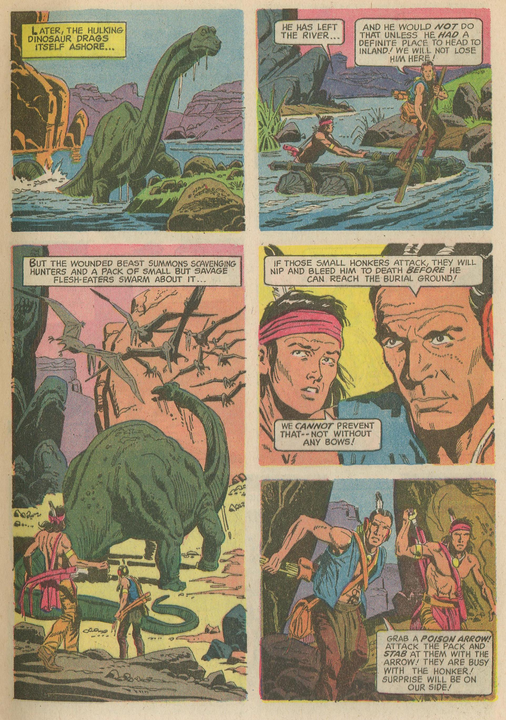 Read online Turok, Son of Stone comic -  Issue #65 - 9