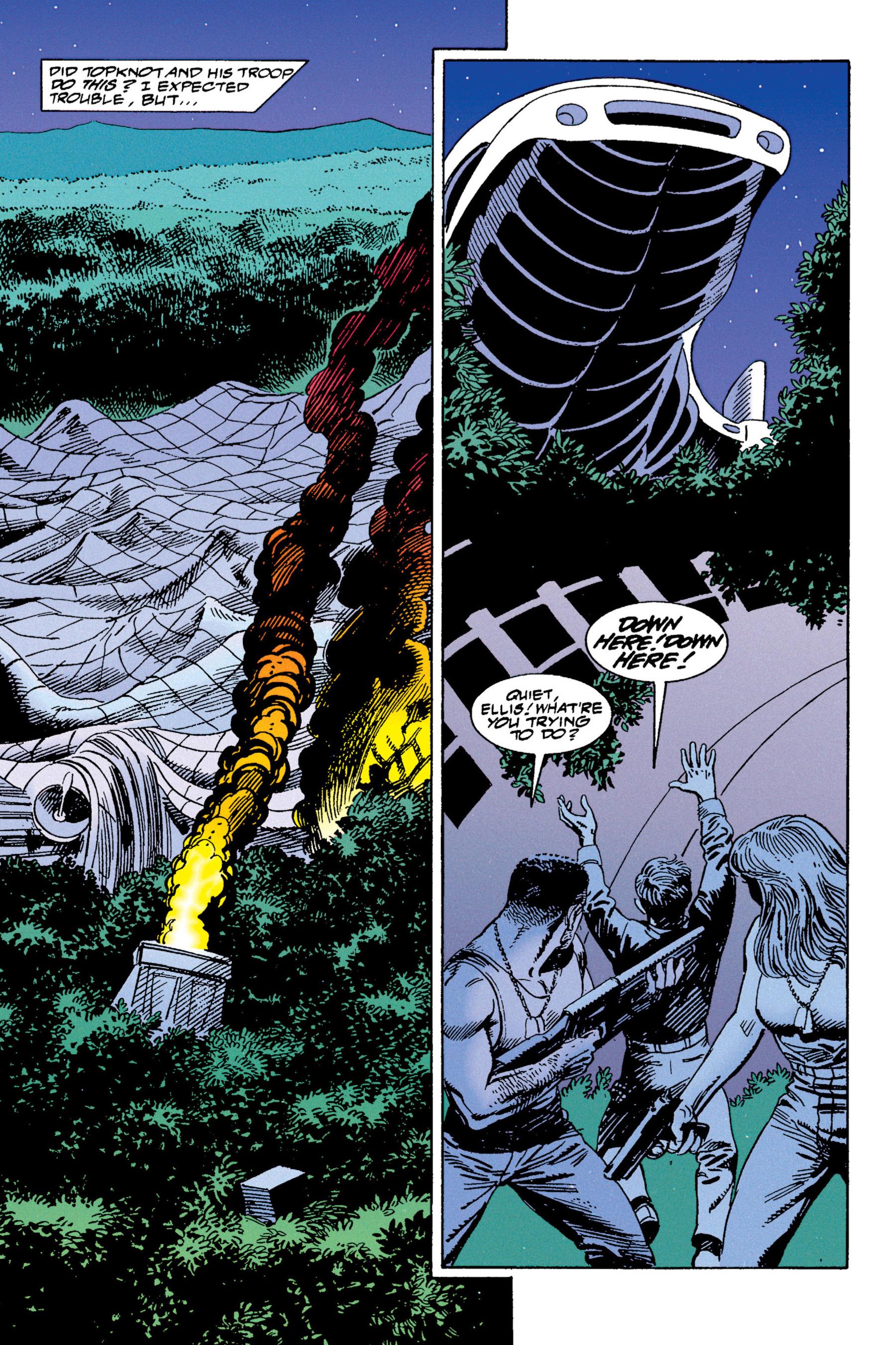 Read online Aliens vs. Predator Omnibus comic -  Issue # _TPB 1 Part 4 - 5