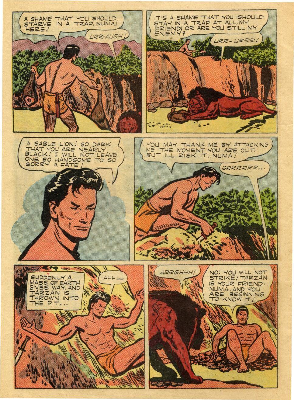 Tarzan (1948) issue 72 - Page 6