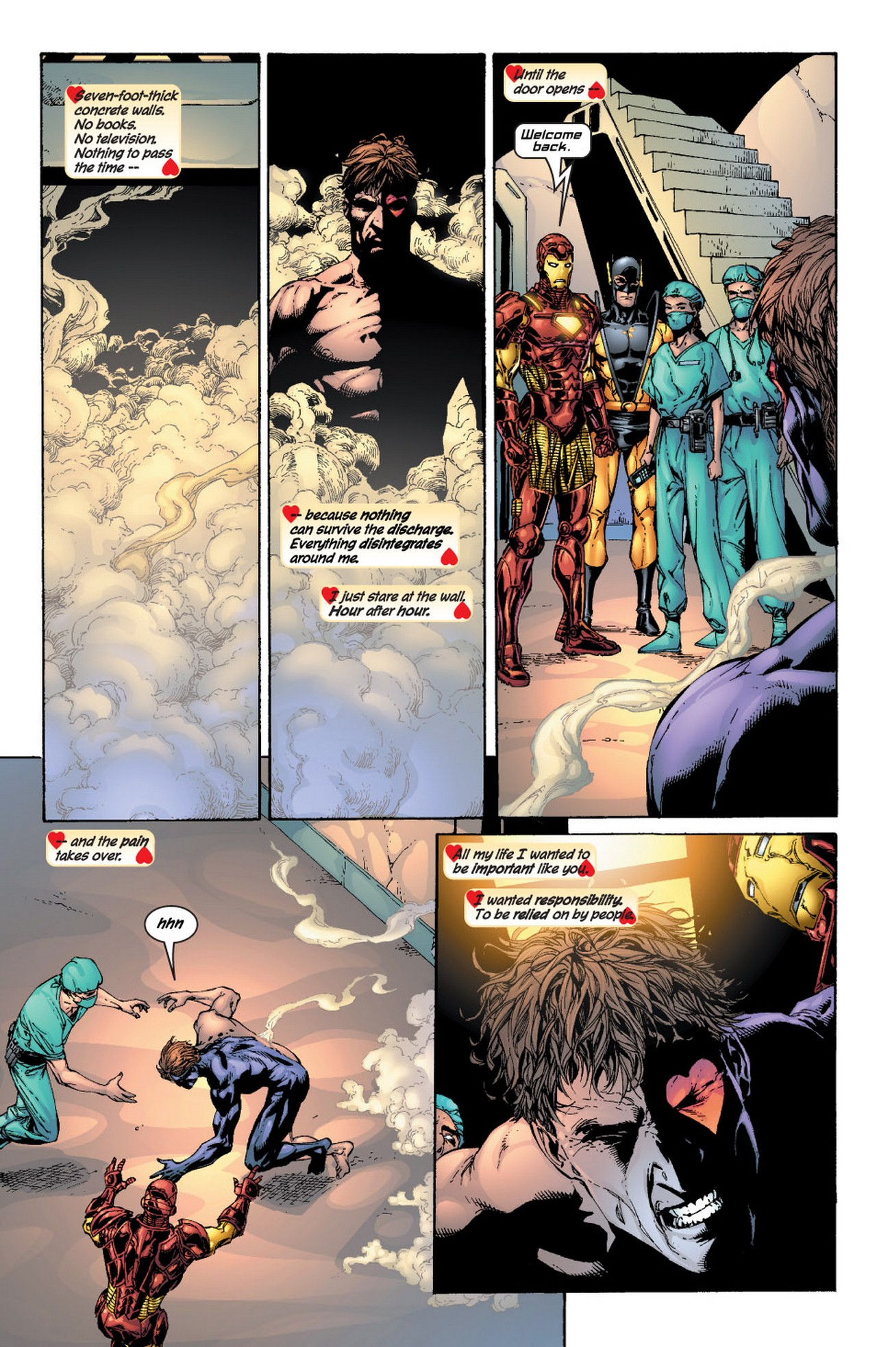Read online Avengers (1998) comic -  Issue #62 - 3