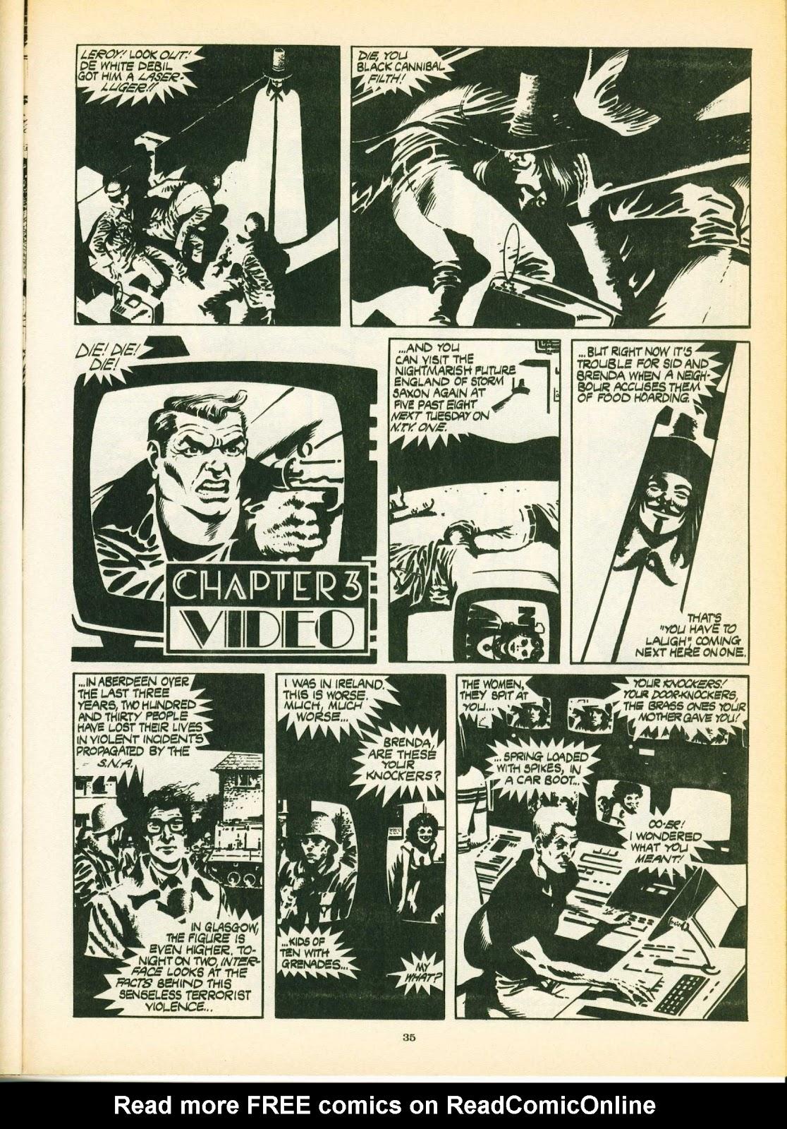 Warrior Issue #15 #16 - English 35