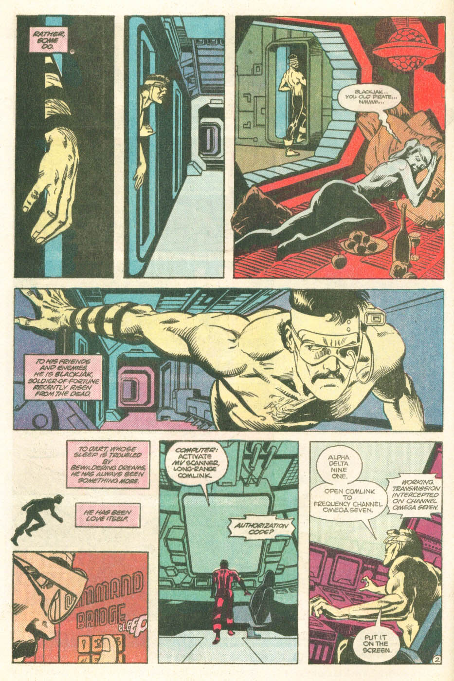 Read online Atari Force (1984) comic -  Issue #11 - 4