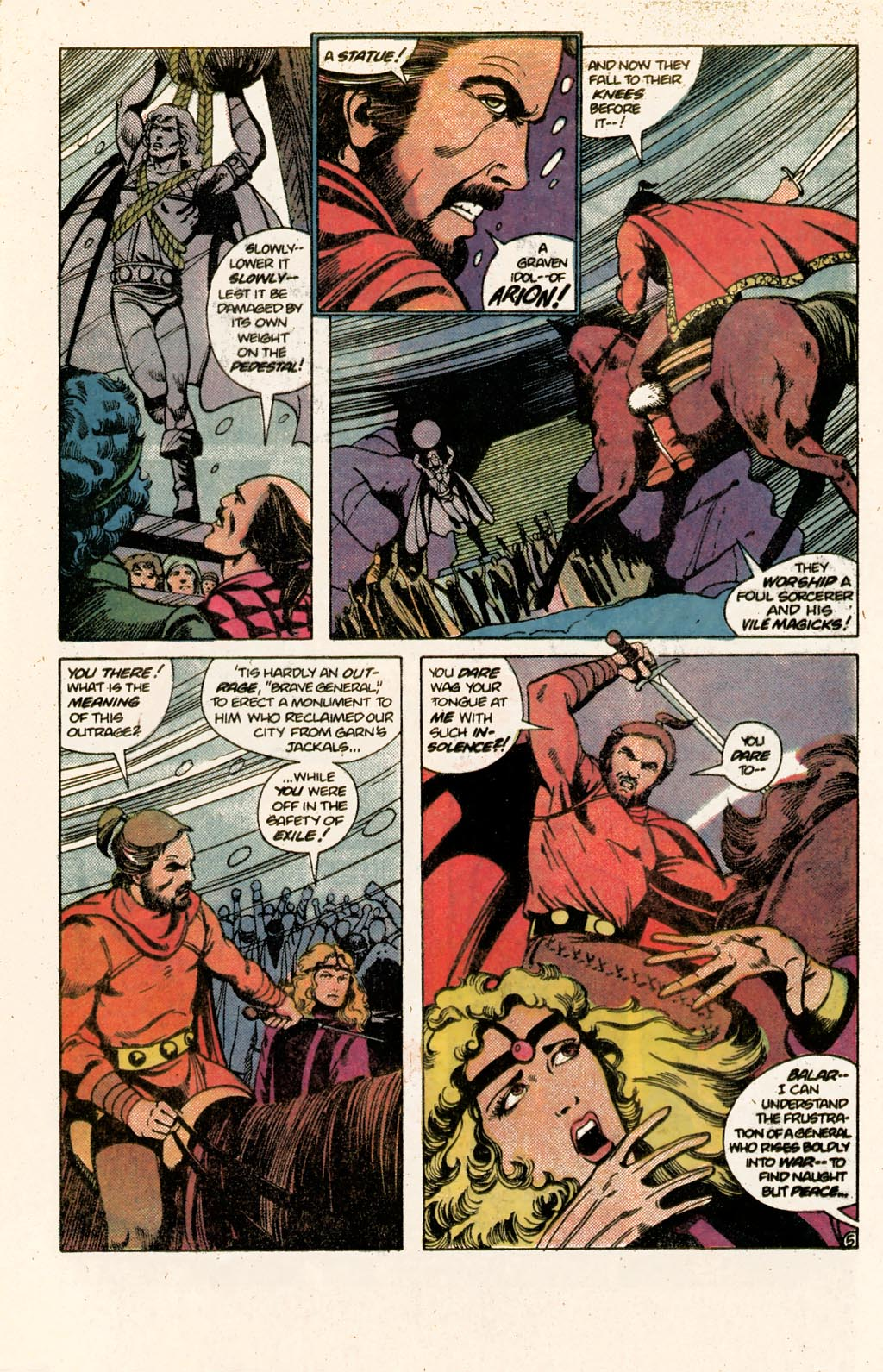 Read online Arion, Lord of Atlantis comic -  Issue #9 - 8